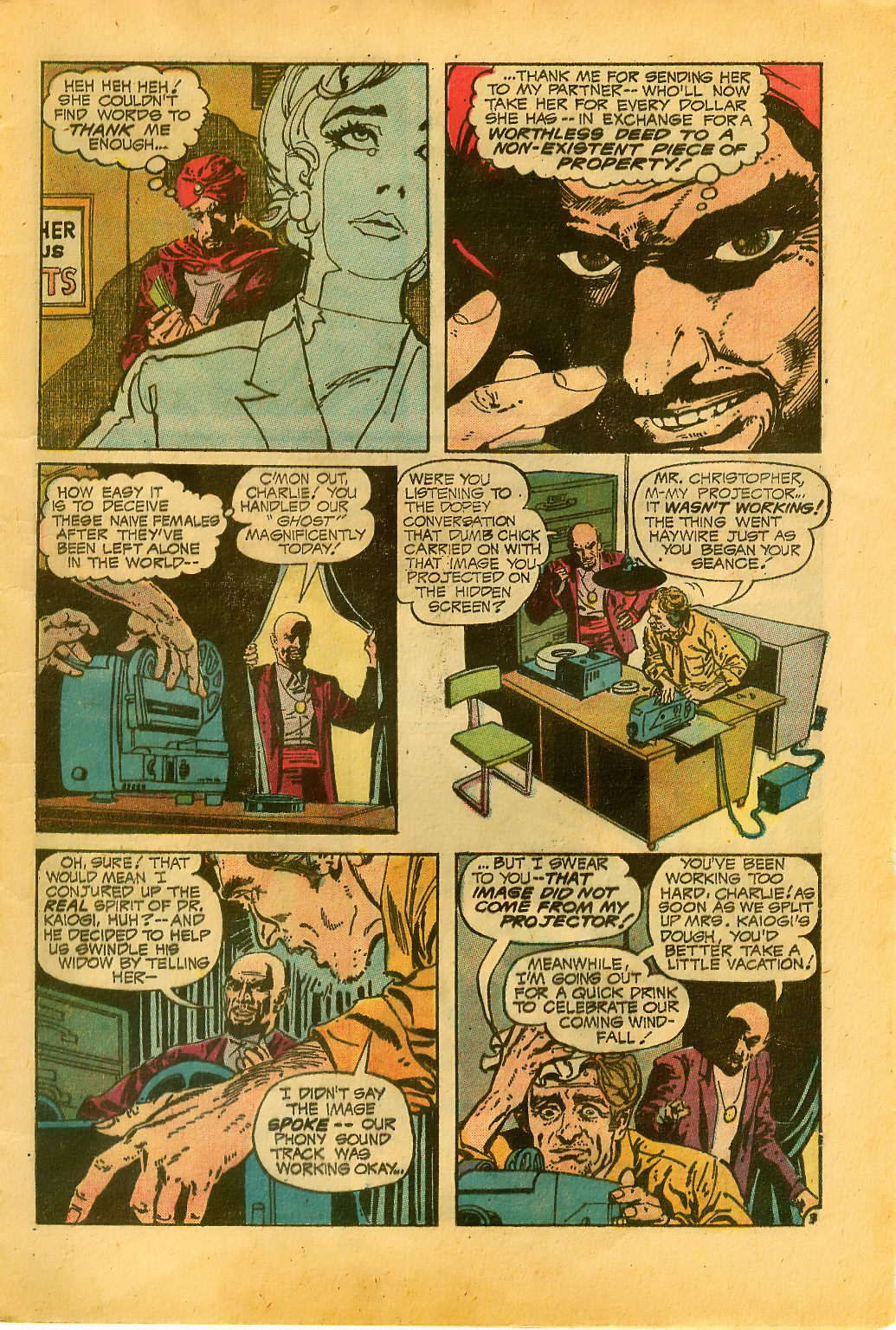 Weird Mystery Tales issue 7 - Page 5