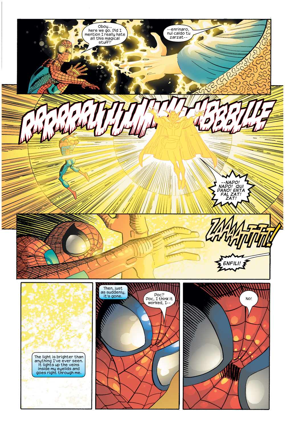 The Amazing Spider-Man (1999) 58 Page 14