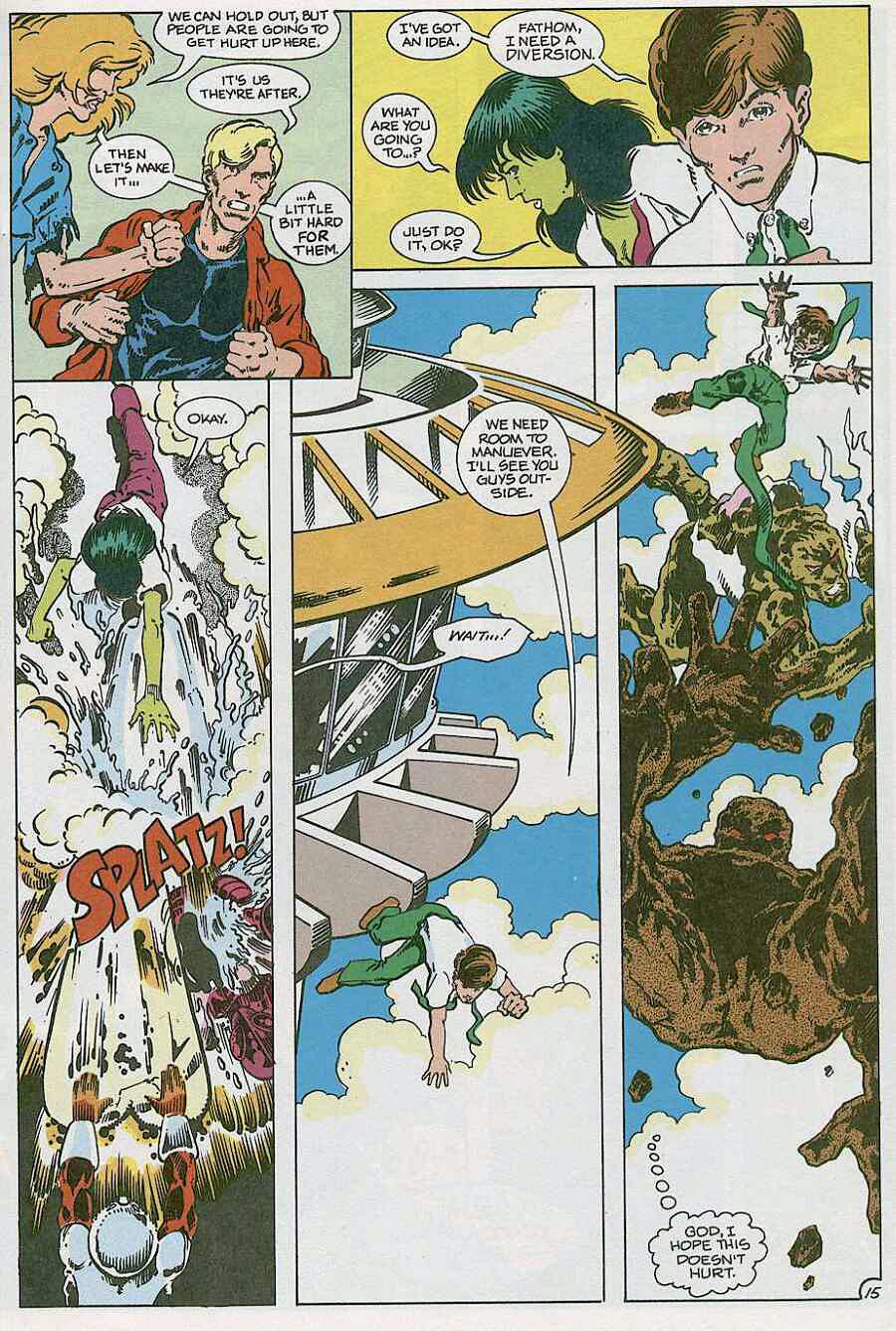 Elementals (1984) issue 1 - Page 17