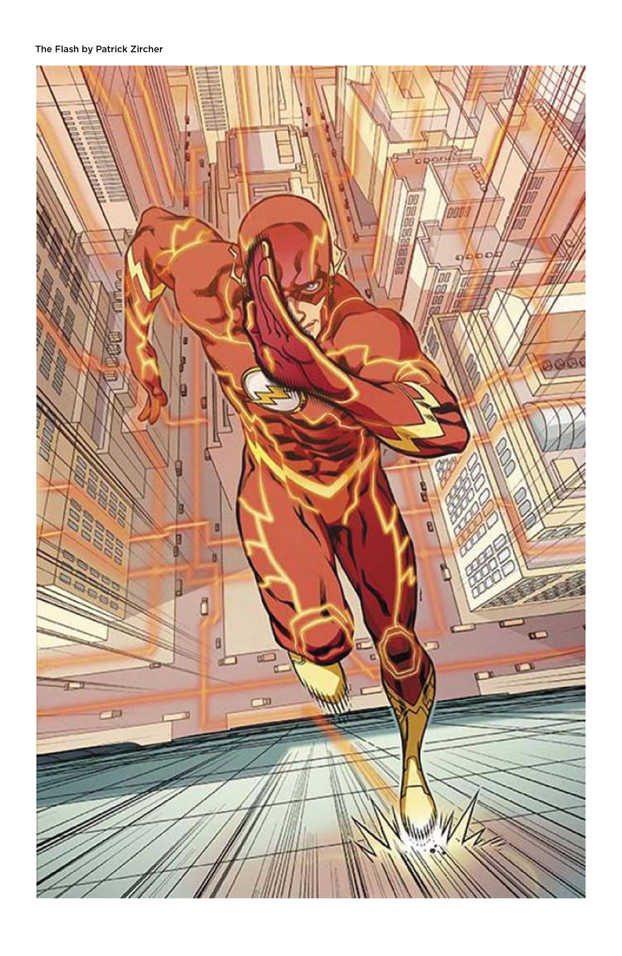 Read online The Flash (2011) comic -  Issue # _TPB 5 - 131