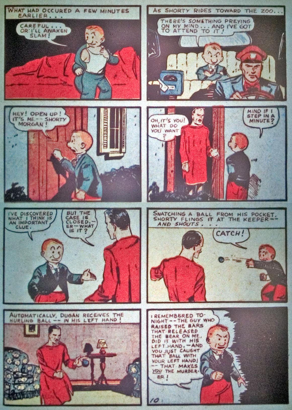 Read online Detective Comics (1937) comic -  Issue #31 - 63