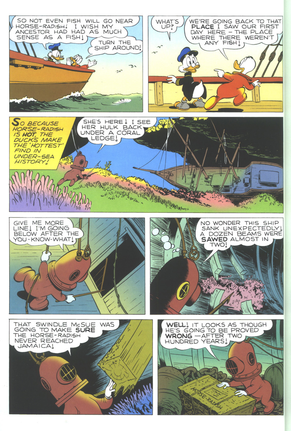 Read online Uncle Scrooge (1953) comic -  Issue #338 - 12