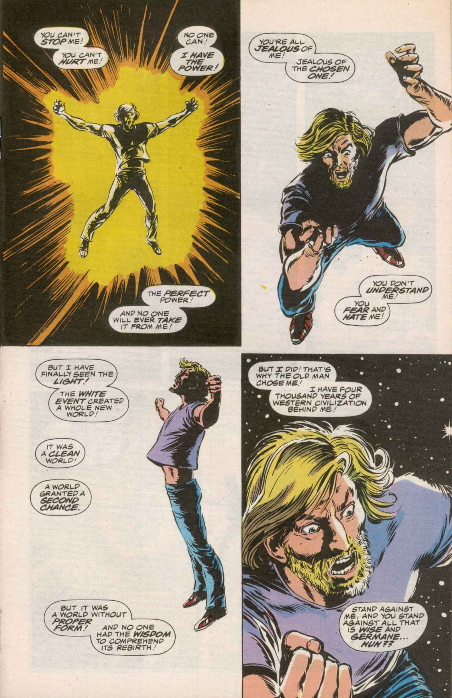 Read online Star Brand comic -  Issue #14 - 18