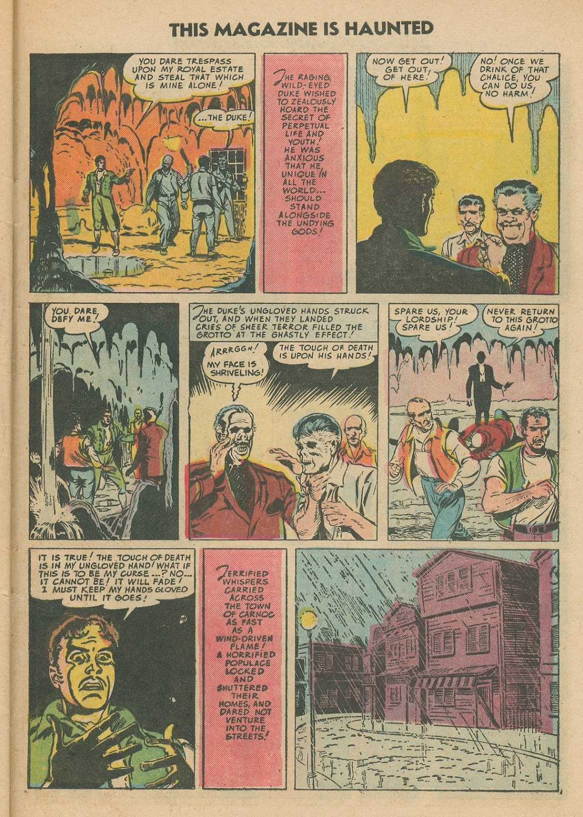 Read online This Magazine Is Haunted comic -  Issue #21 - 29