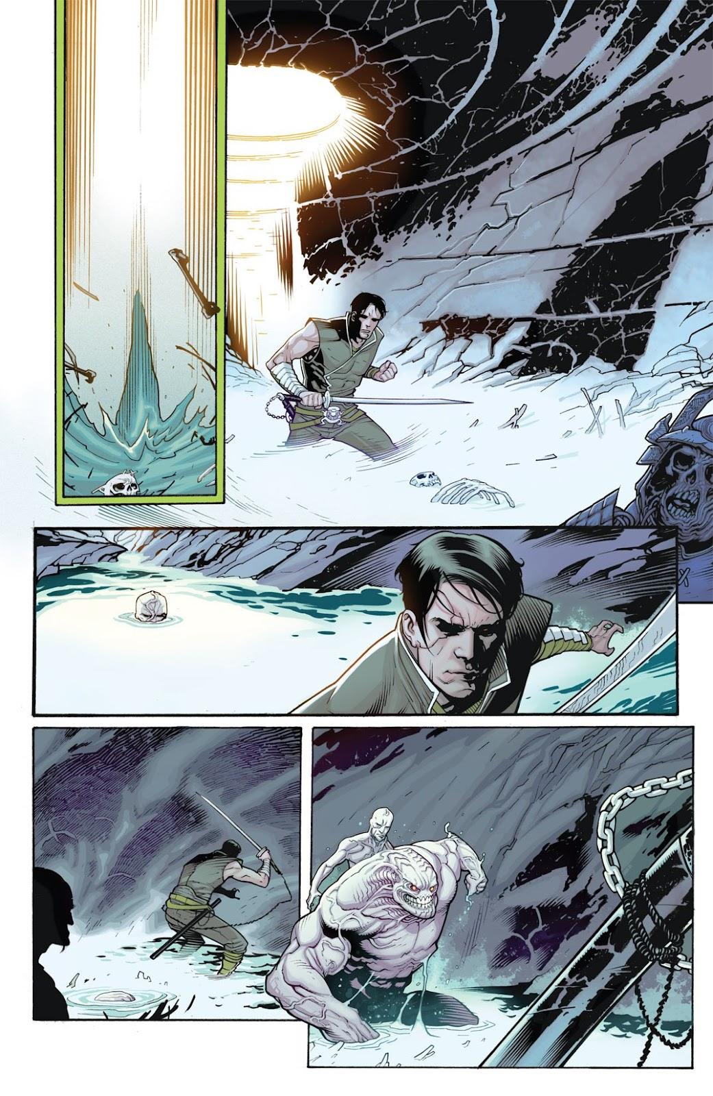 Read online Reaper comic -  Issue #2 - 36