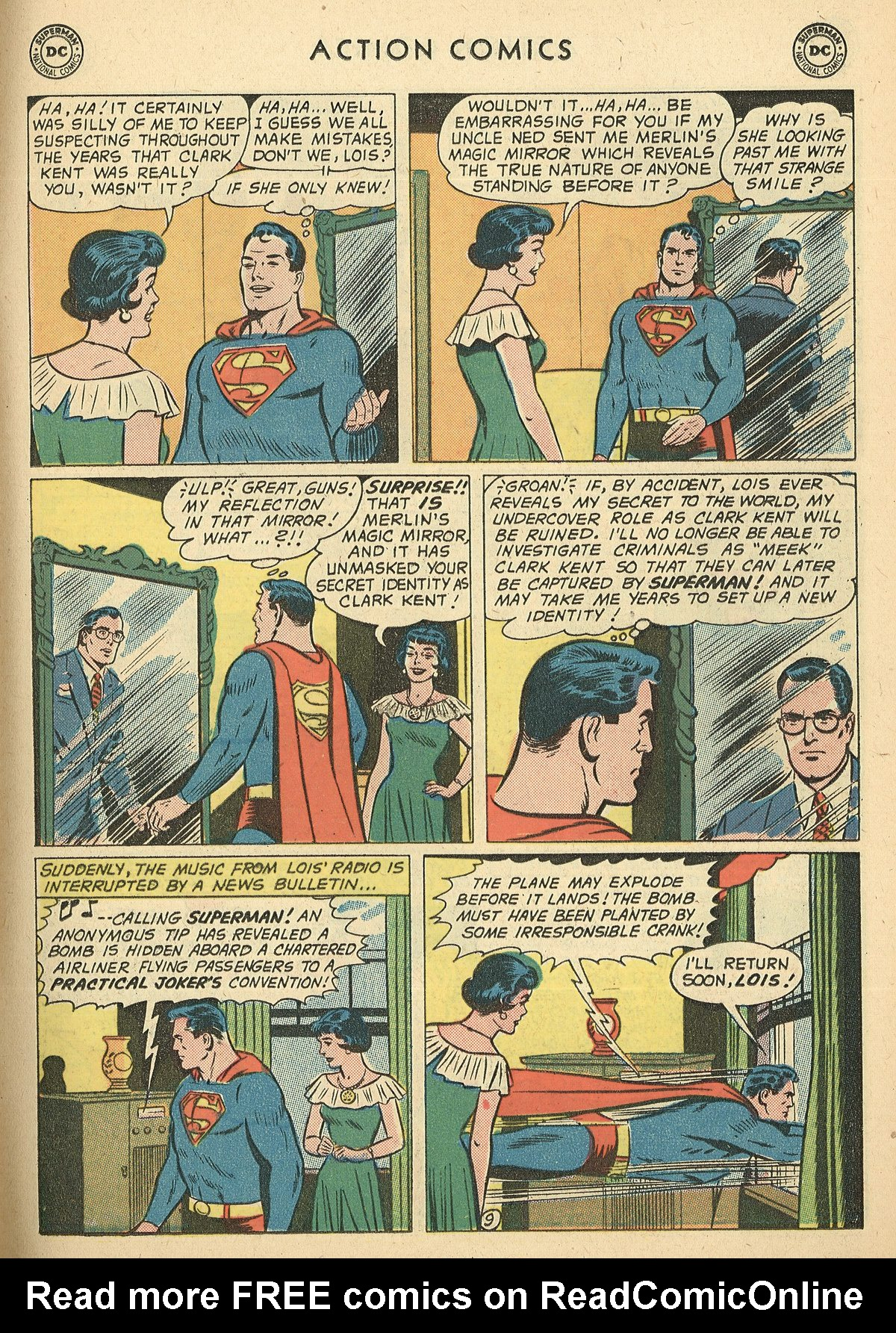 Read online Action Comics (1938) comic -  Issue #269 - 11