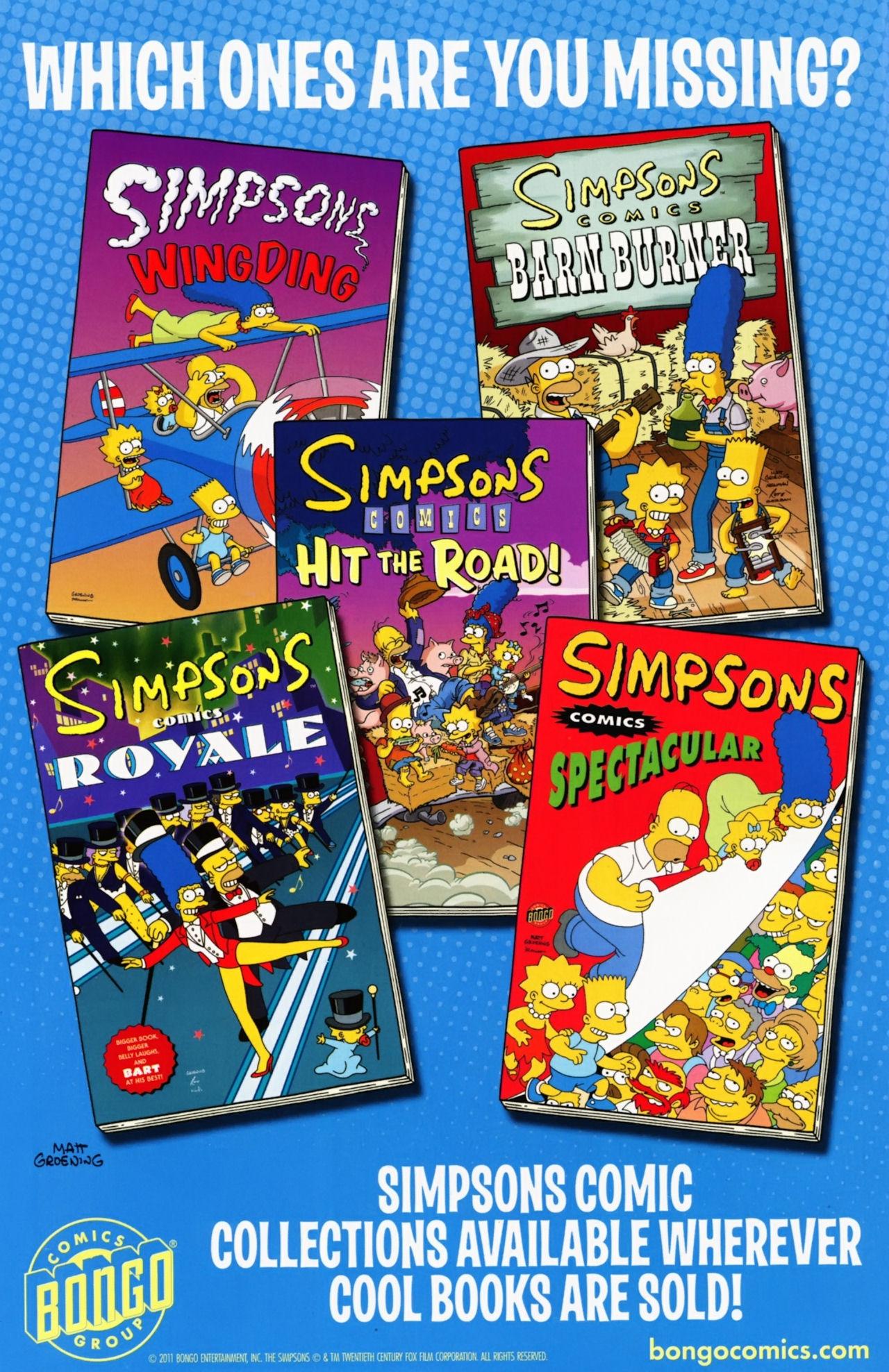 Read online Simpsons Comics Presents Bart Simpson comic -  Issue #60 - 16