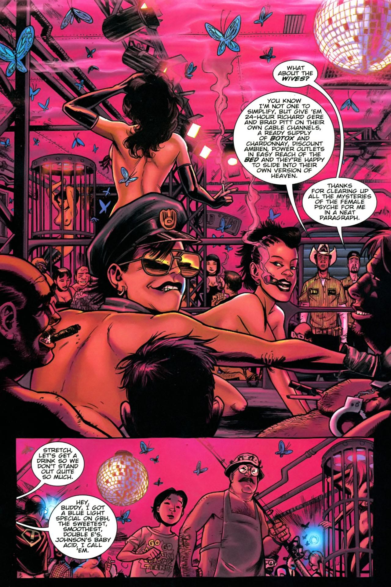 Read online The Exterminators comic -  Issue #24 - 15