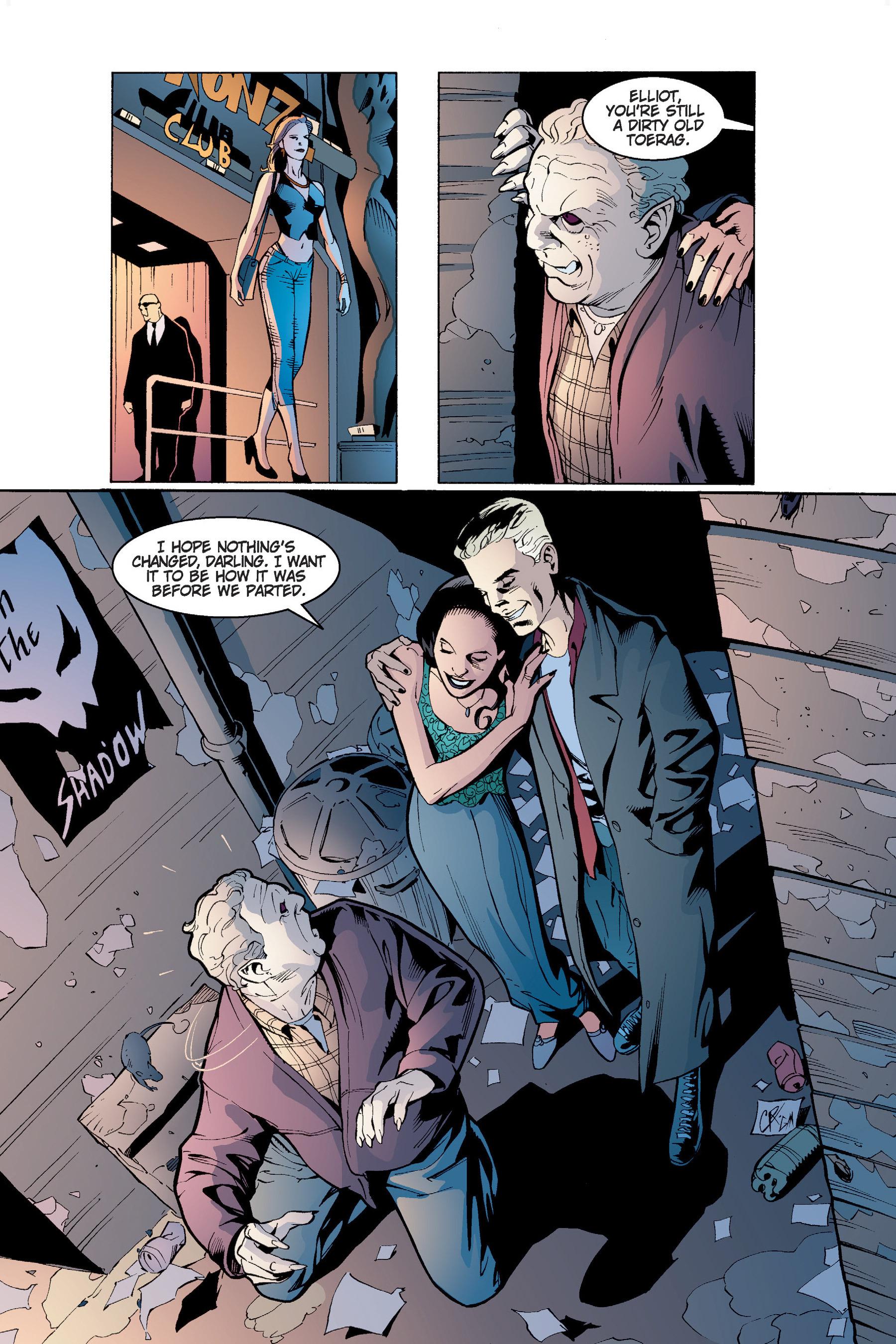 Read online Buffy the Vampire Slayer: Omnibus comic -  Issue # TPB 4 - 101