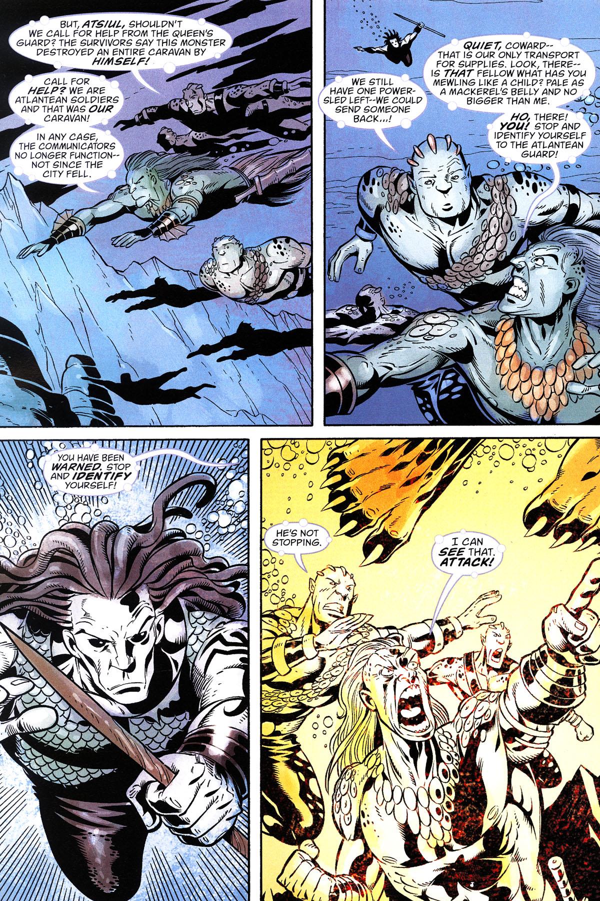Read online Aquaman: Sword of Atlantis comic -  Issue #50 - 20