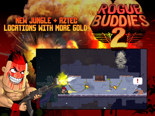 Rogue Buddies 2 Hack Cho Android