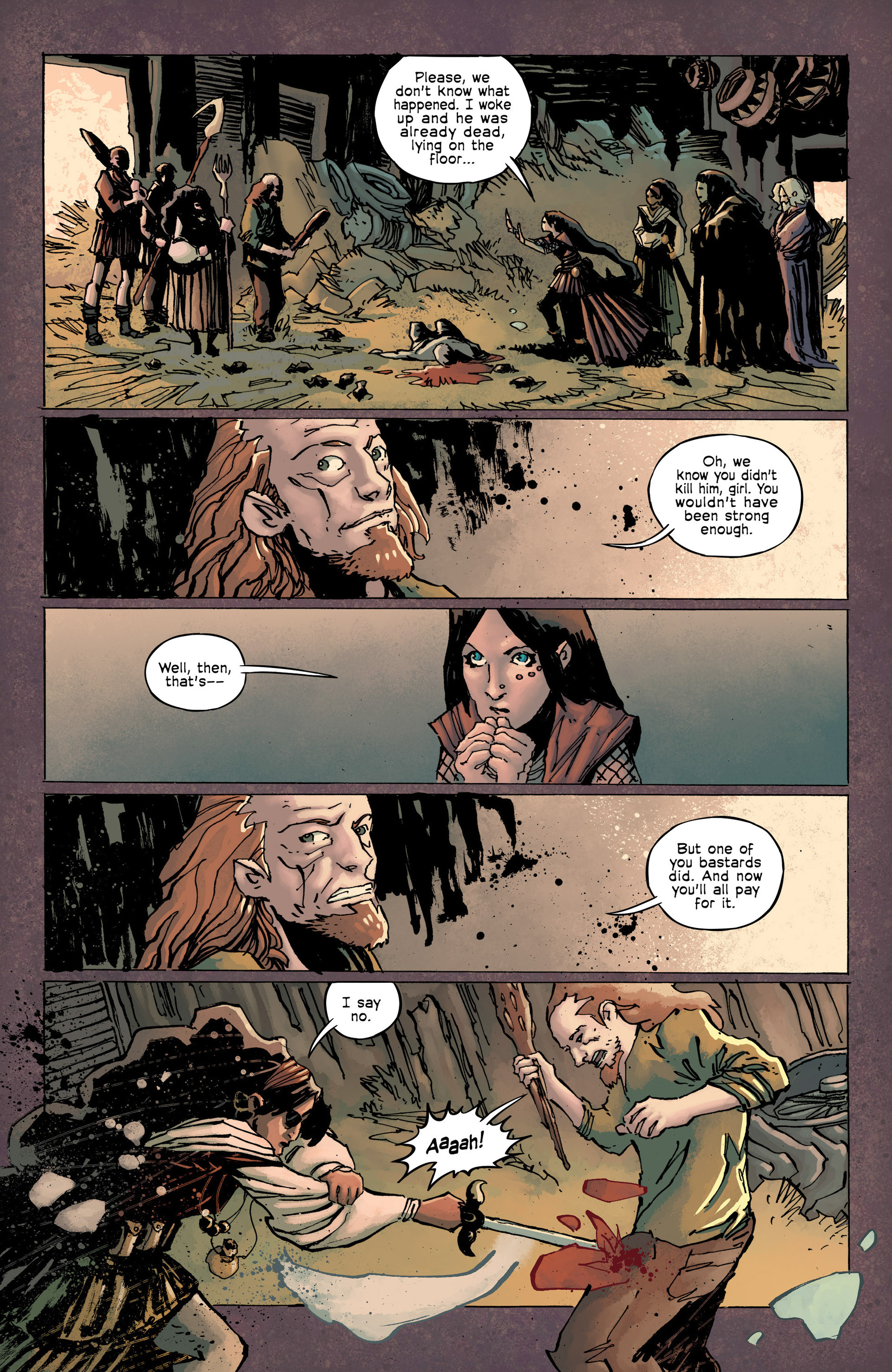 Read online Umbral comic -  Issue #8 - 3