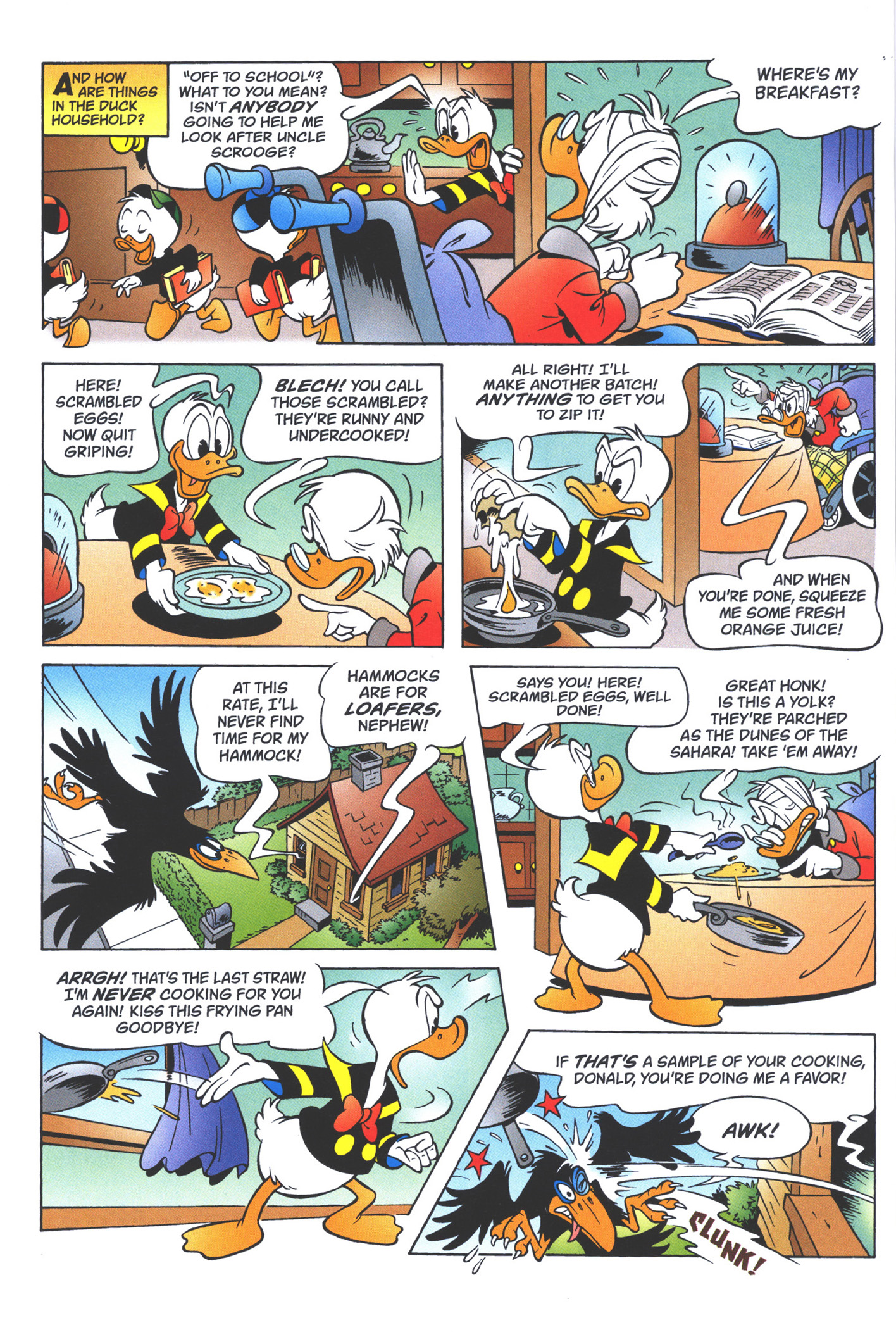 Read online Uncle Scrooge (1953) comic -  Issue #359 - 38