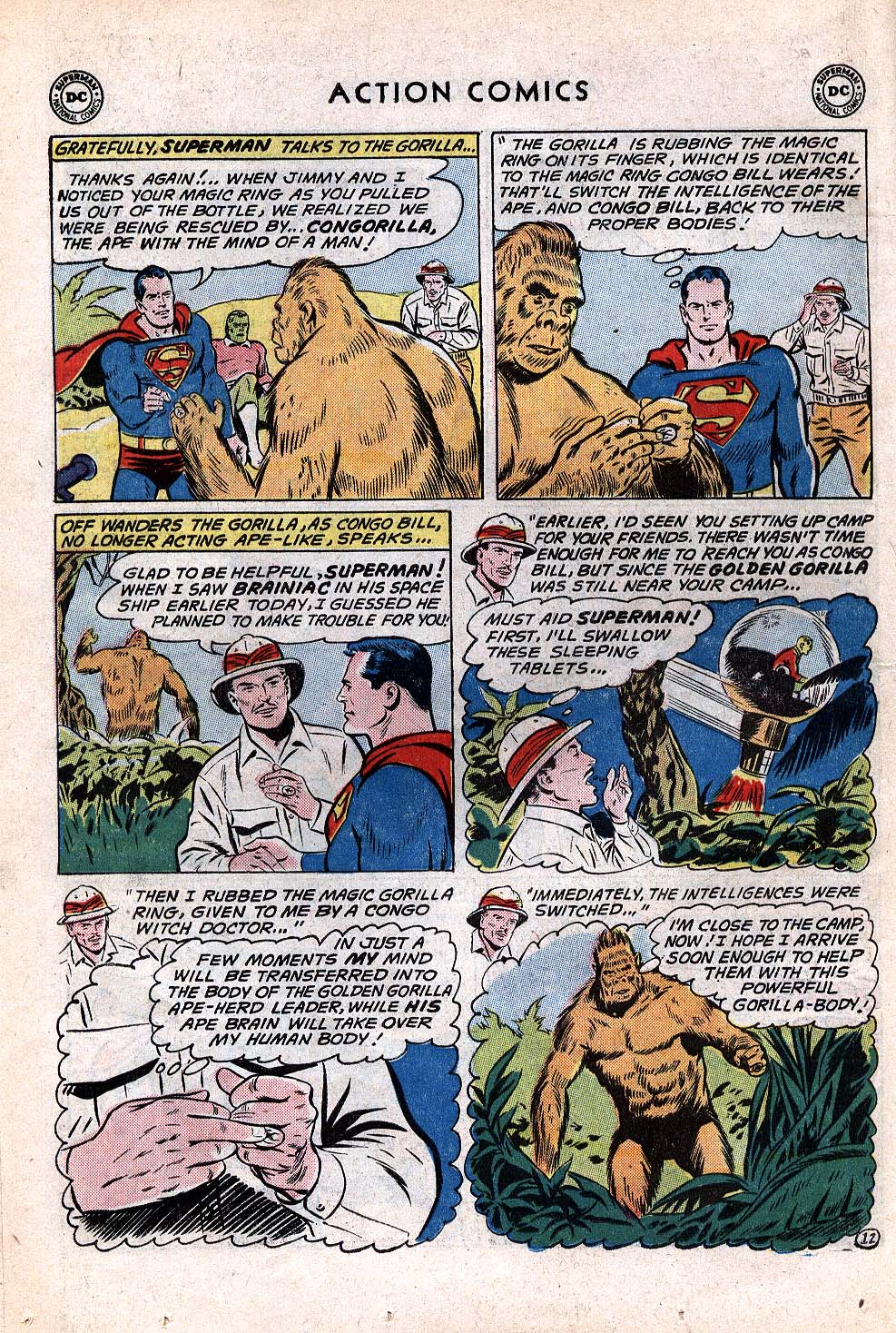 Action Comics (1938) 280 Page 13