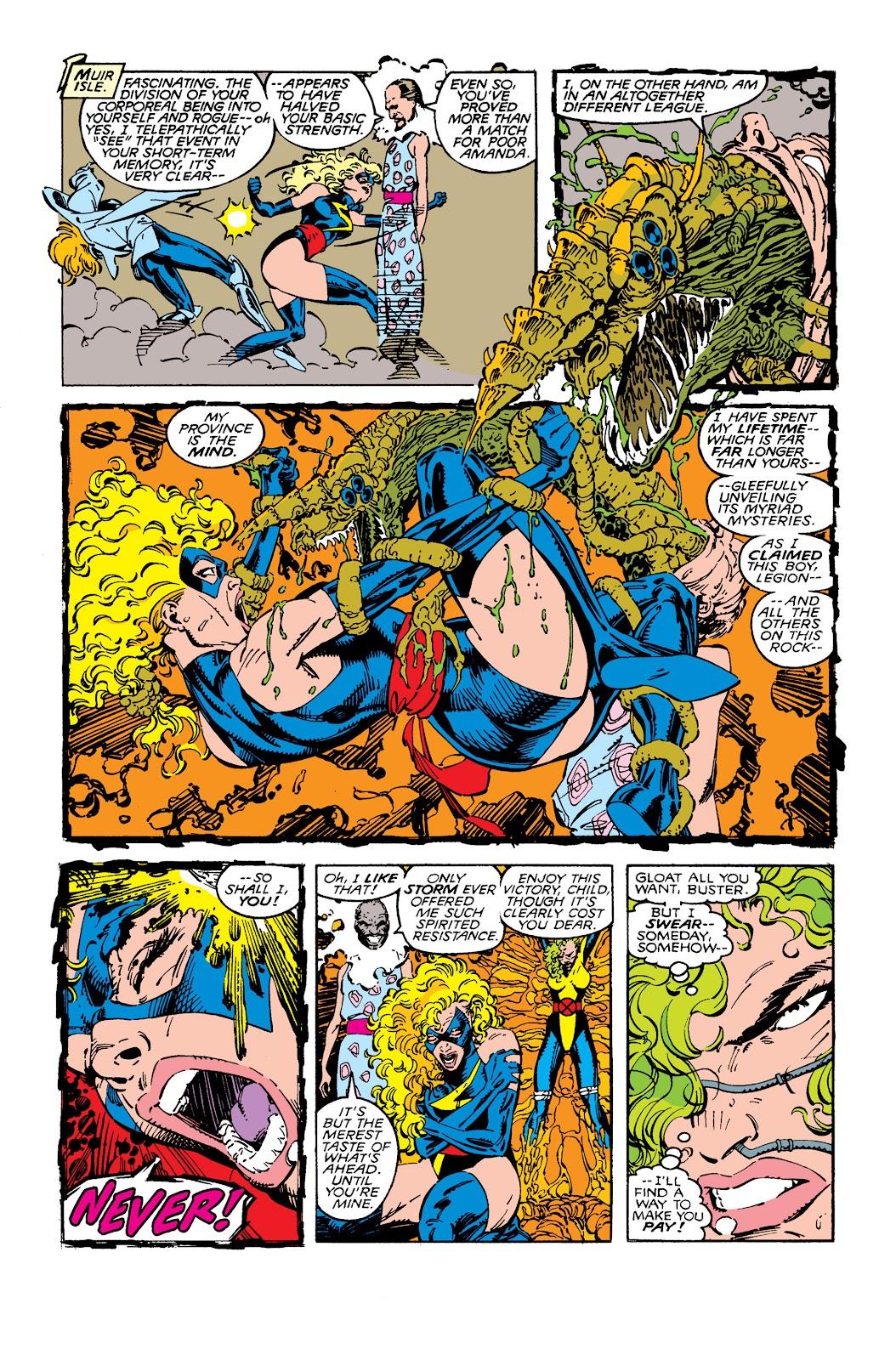 Uncanny X-Men (1963) issue 269 - Page 15