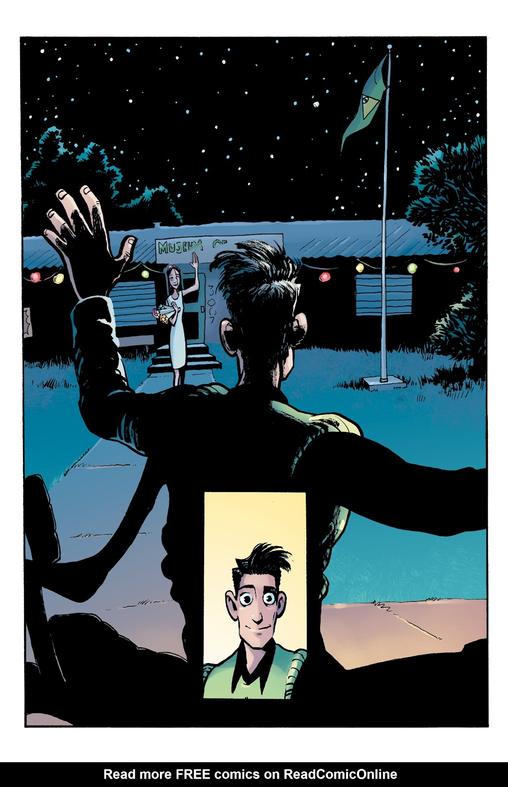 Read online Creature Tech (2019) comic -  Issue # TPB (Part 2) - 8