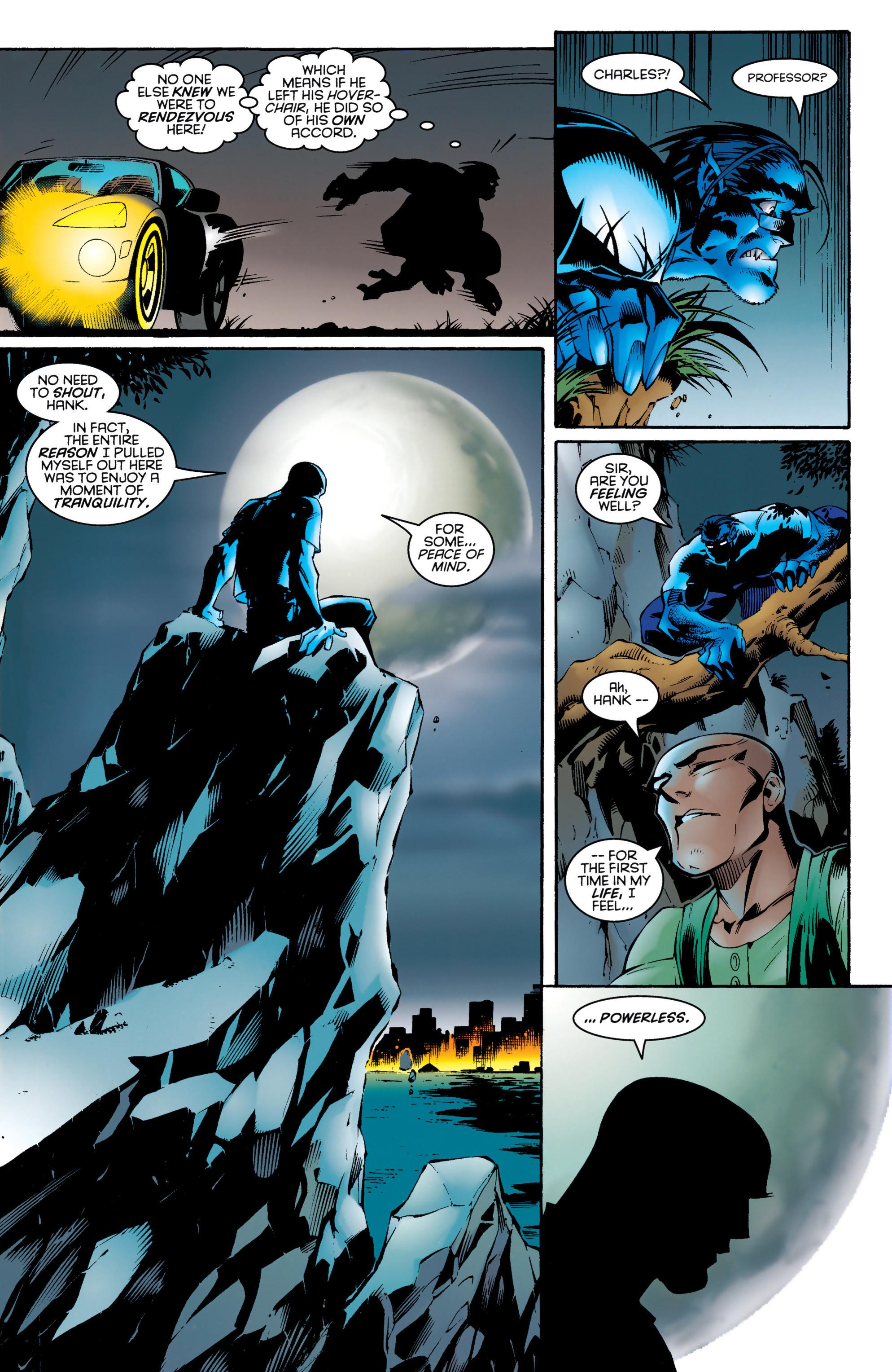 Read online Uncanny X-Men (1963) comic -  Issue #326 - 13
