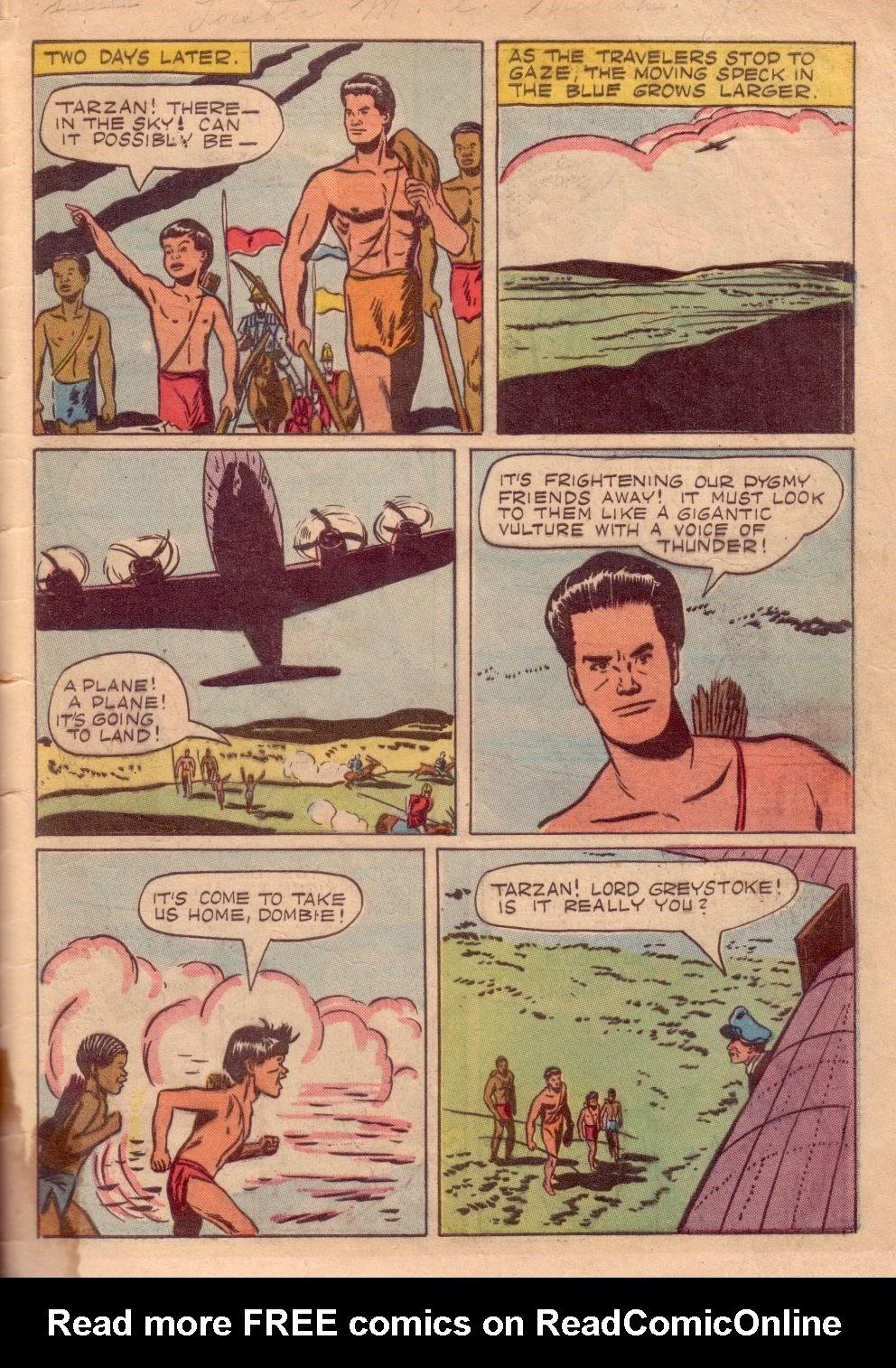 Tarzan (1948) issue 8 - Page 33