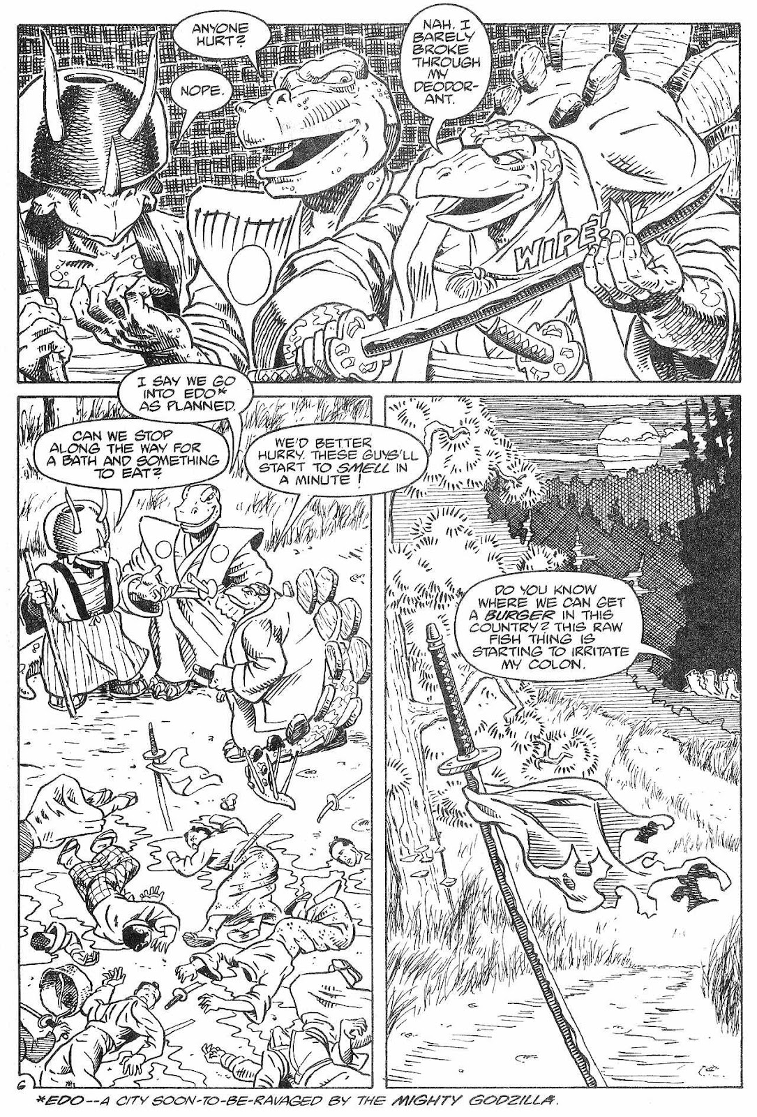 Dinosaurs For Hire (1988) issue 8 - Page 8