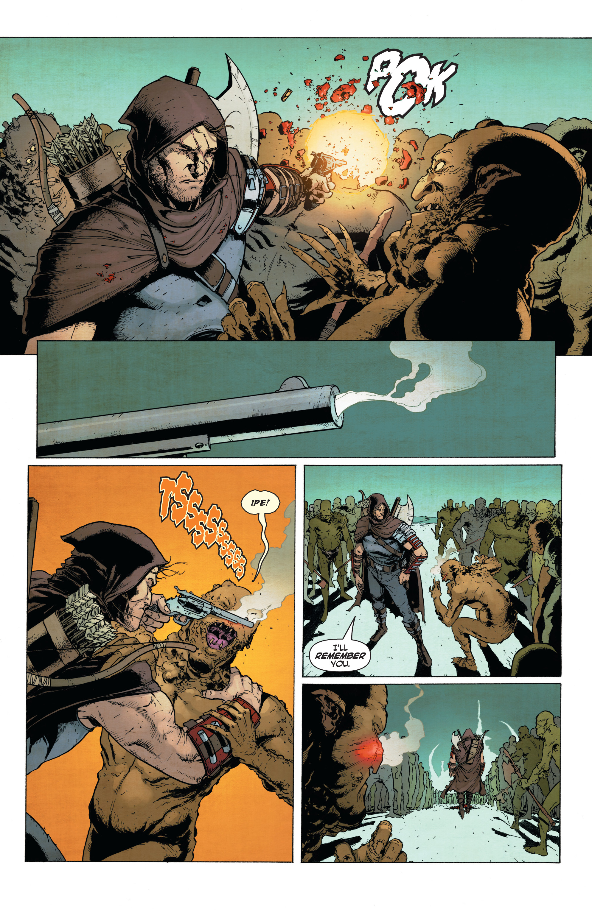 Read online Wrath of the Eternal Warrior comic -  Issue #13 - 9