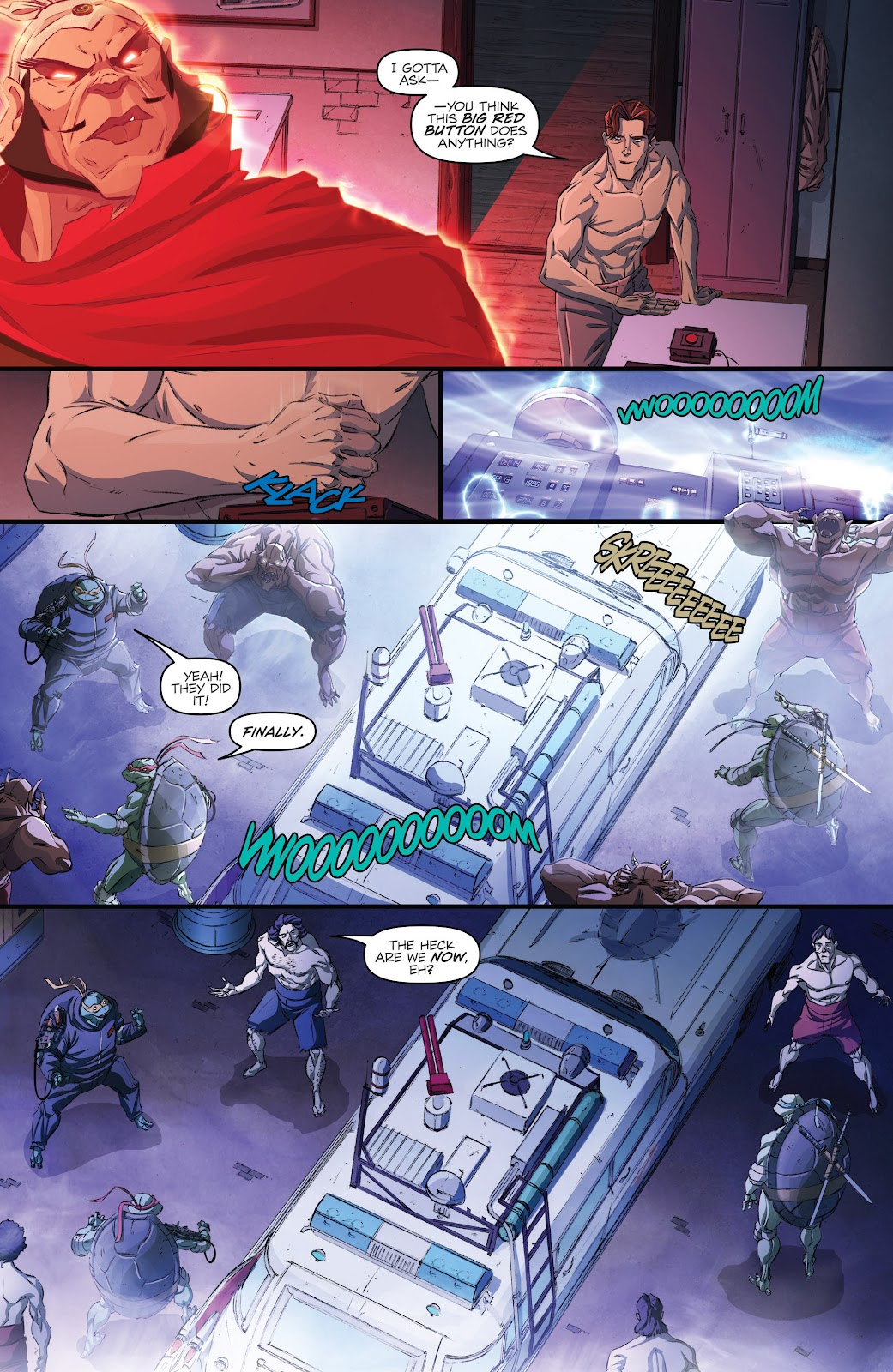 Read online Teenage Mutant Ninja Turtles: The IDW Collection comic -  Issue # TPB 5 (Part 3) - 48