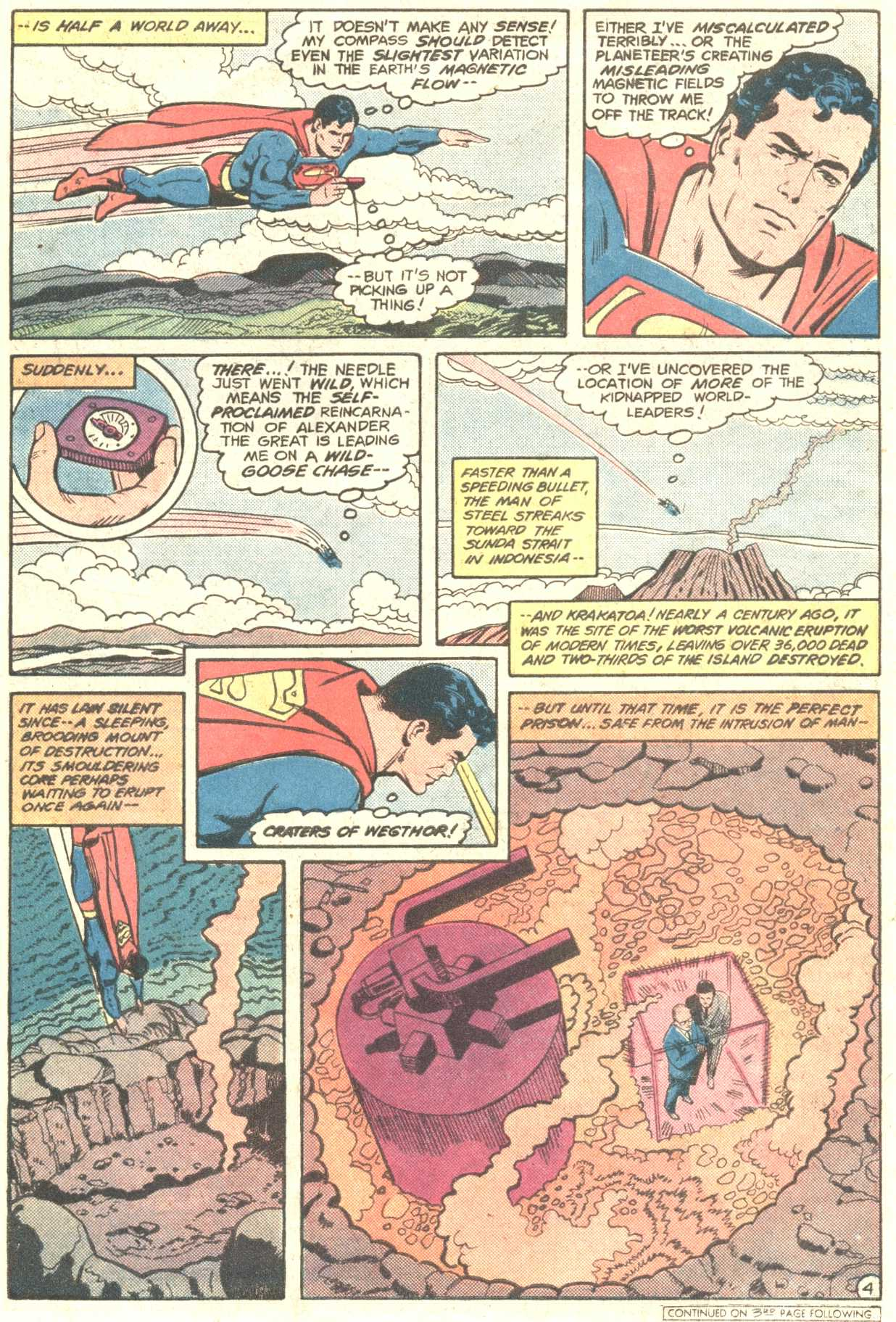 Read online Action Comics (1938) comic -  Issue #547 - 6