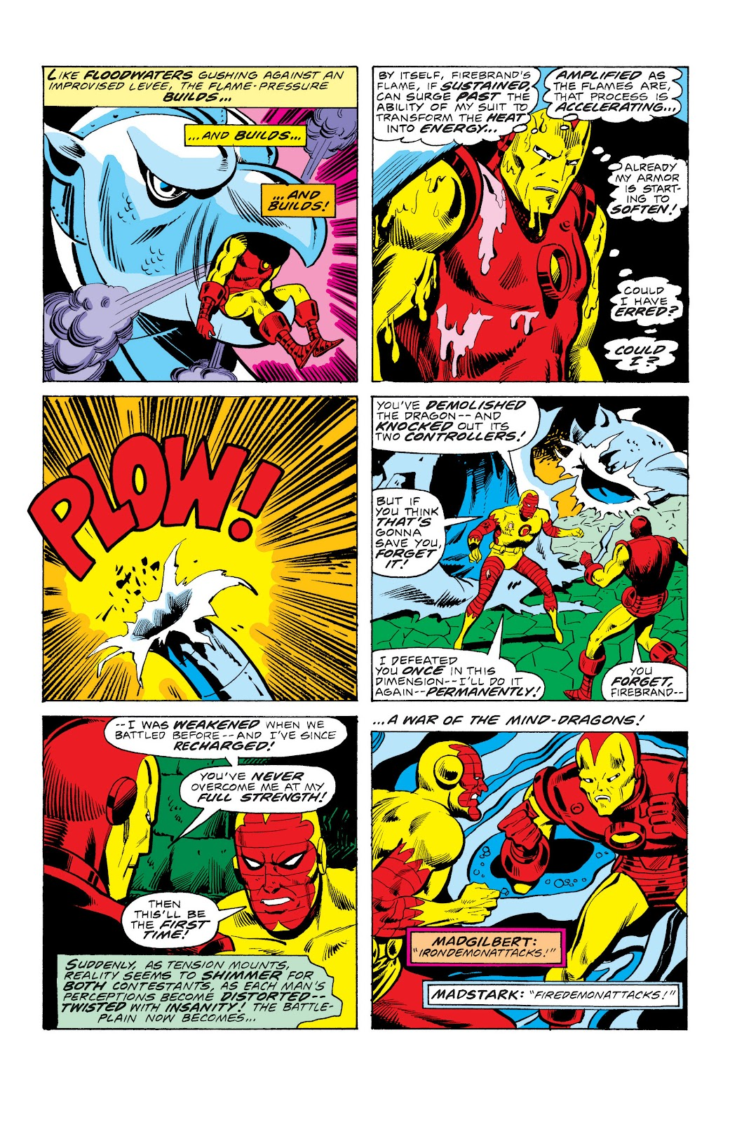 Read online Marvel Masterworks: The Invincible Iron Man comic -  Issue # TPB 10 (Part 3) - 47