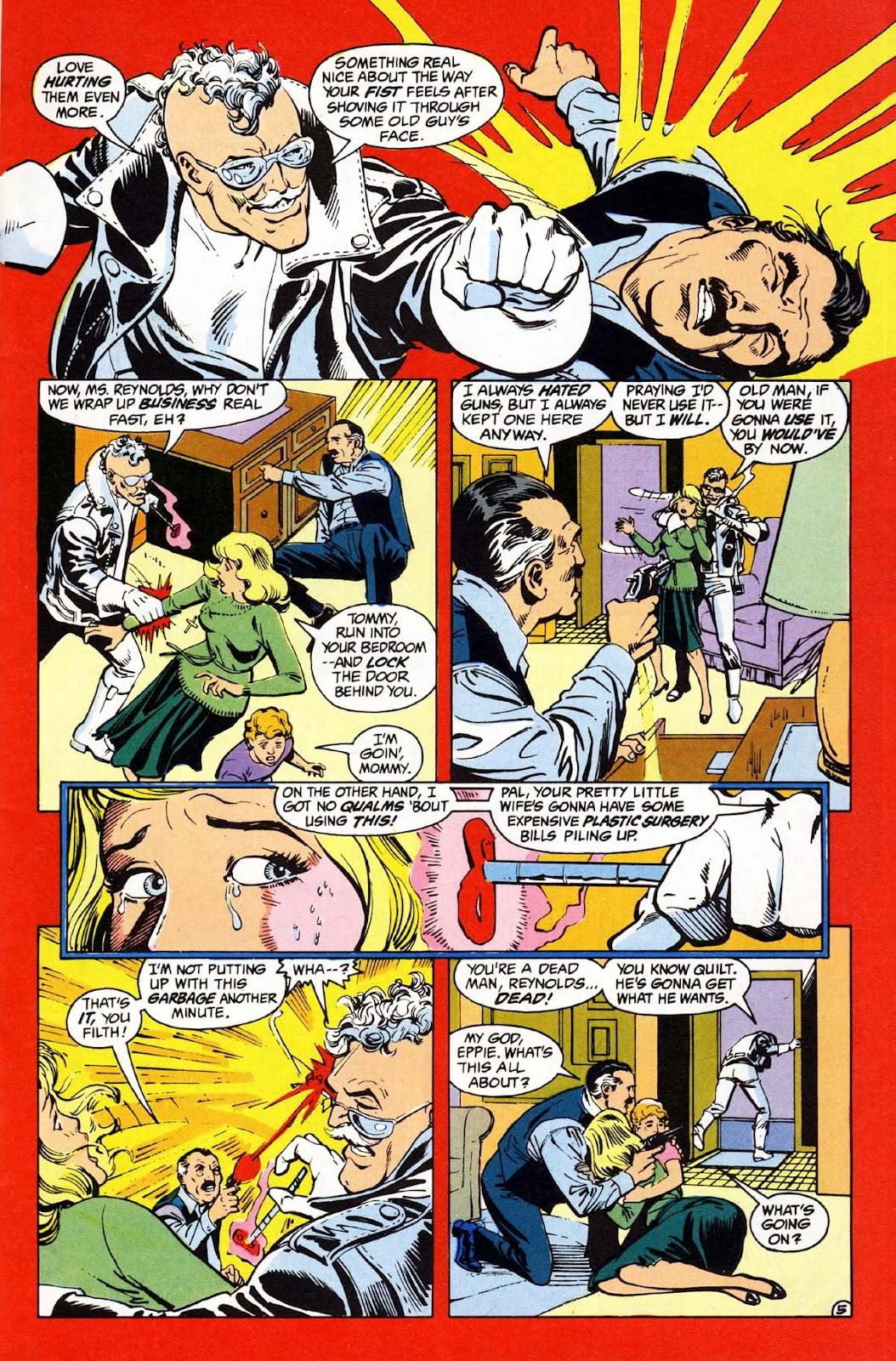 Vigilante (1983) issue 1 - Page 6