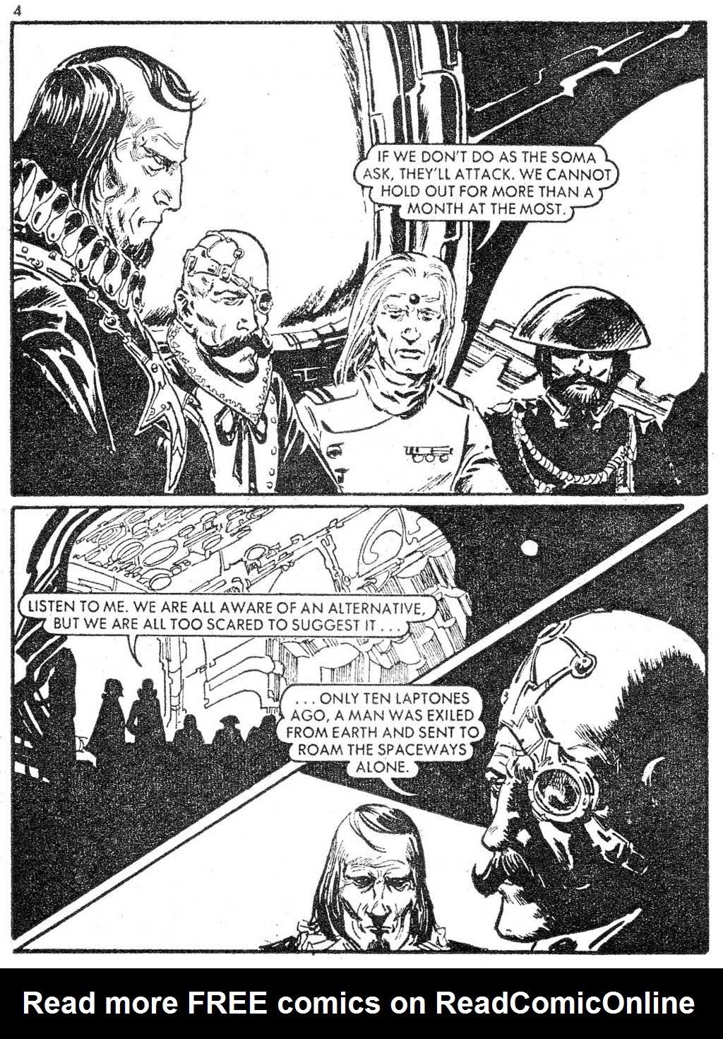Starblazer issue 16 - Page 4