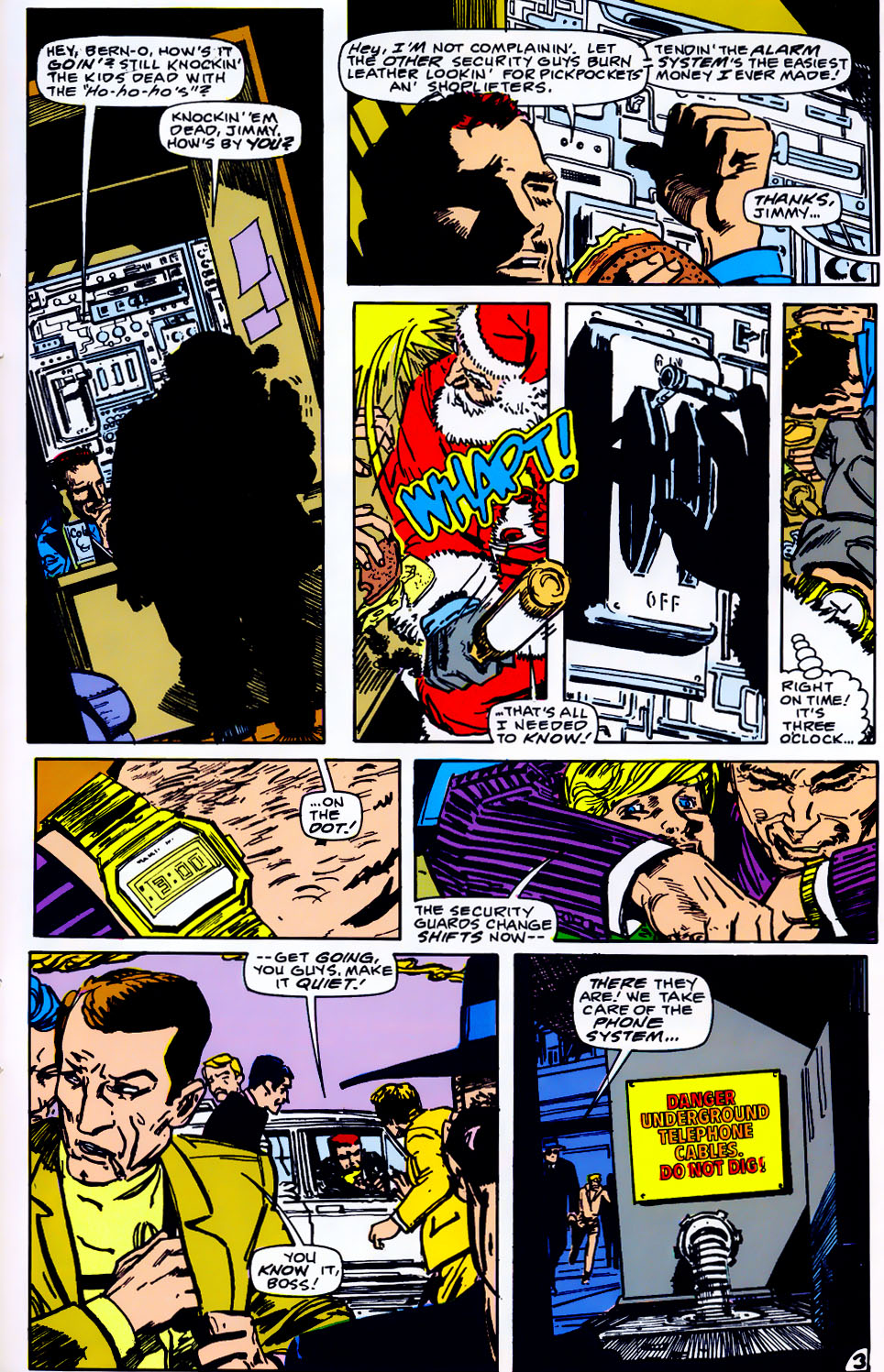 Read online Adventures of the Outsiders comic -  Issue #43 - 24