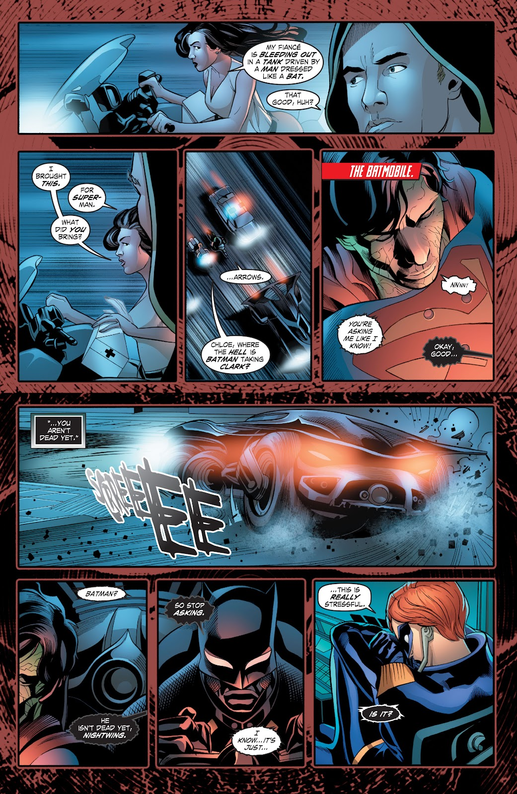 Read online Smallville Season 11 [II] comic -  Issue # TPB 2 - 94