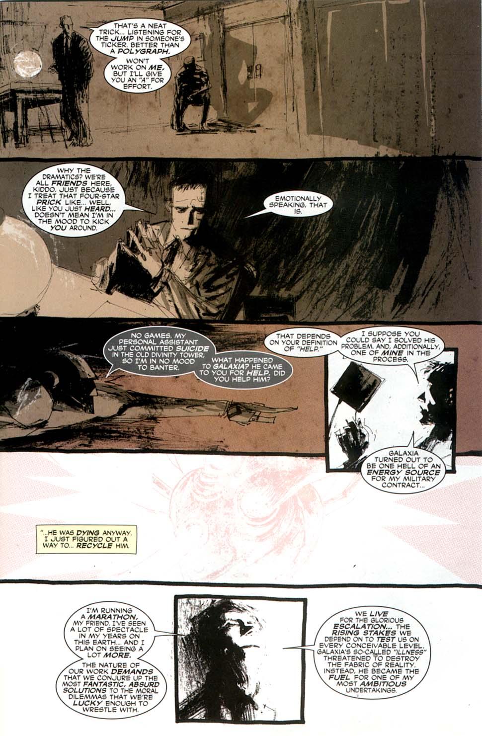 Read online Automatic Kafka comic -  Issue #8 - 21
