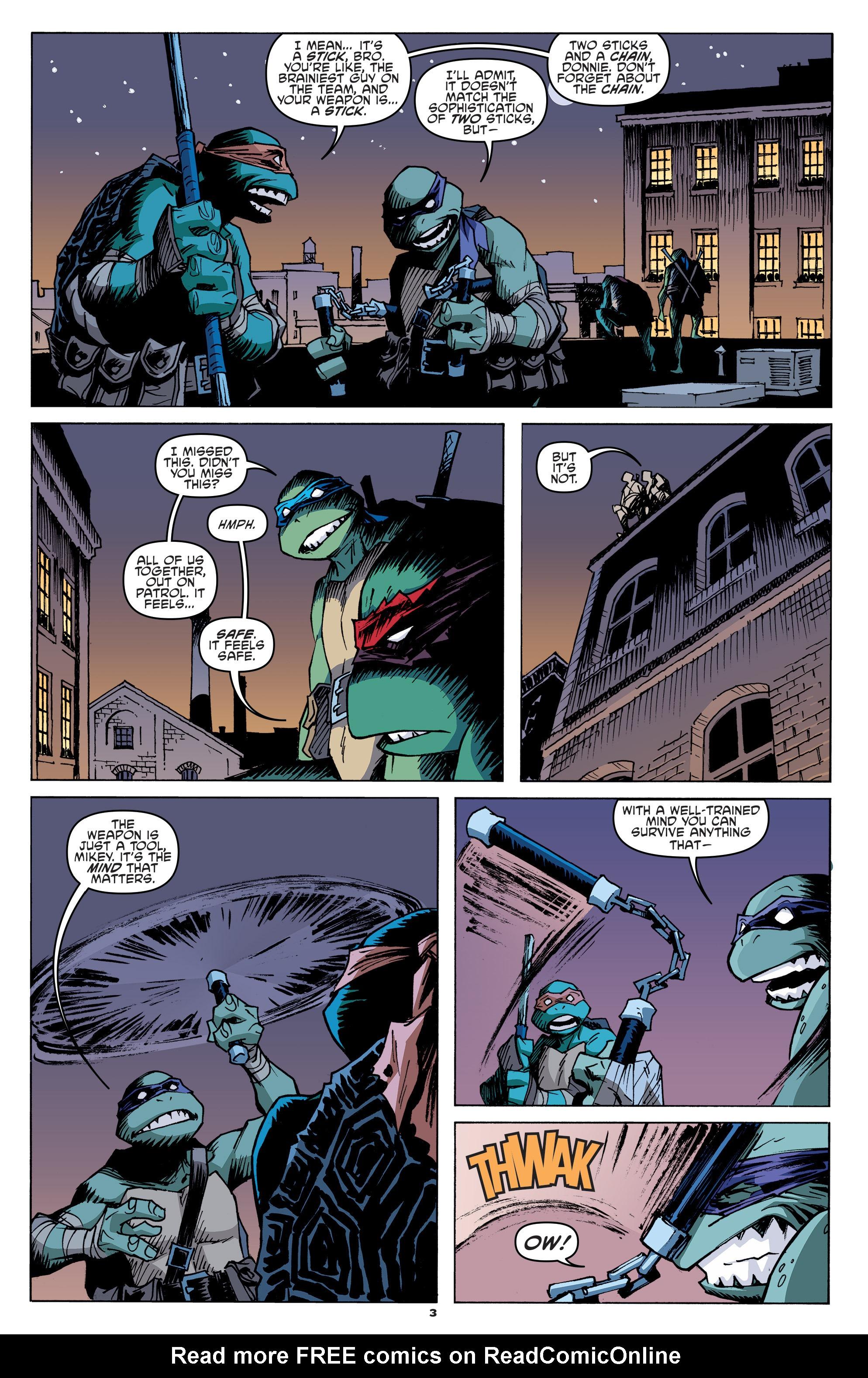 Read online Teenage Mutant Ninja Turtles (2011) comic -  Issue #68 - 30
