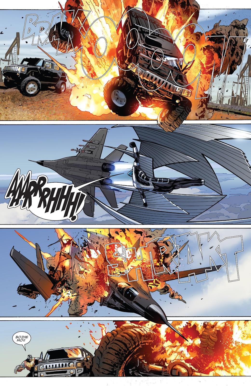 Read online X-Men: Second Coming comic -  Issue # _TPB (Part 2) - 3