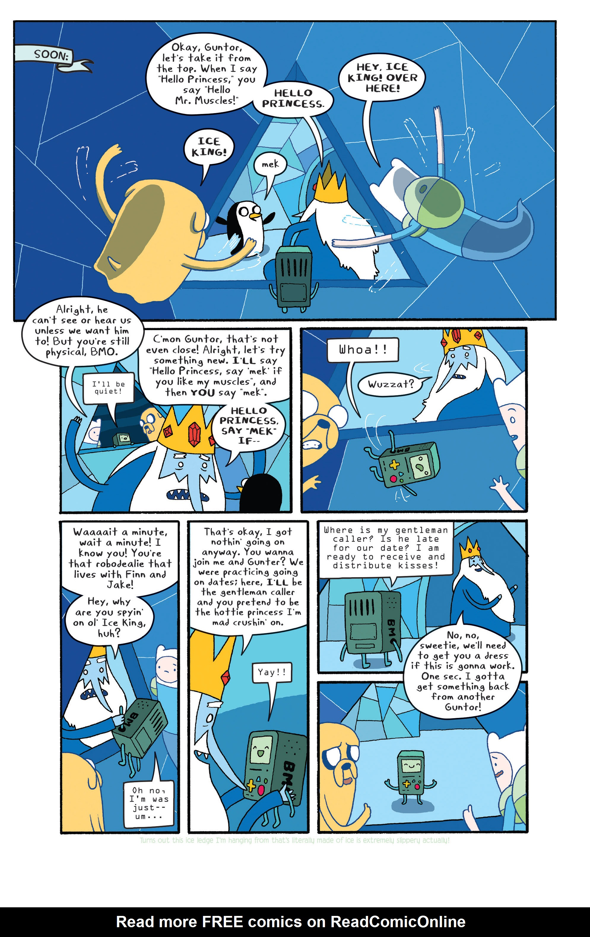Read online Adventure Time comic -  Issue #Adventure Time _TPB 6 - 53