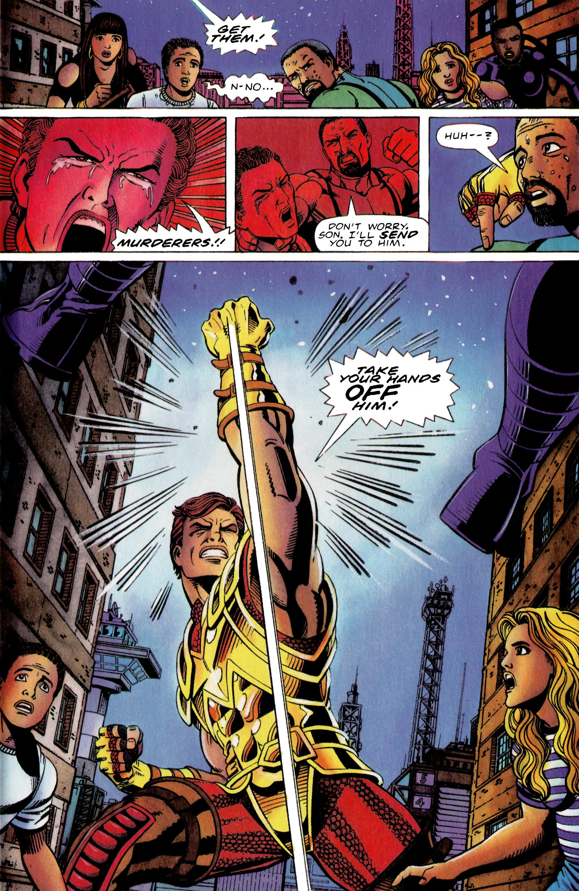 Read online Harbinger (1992) comic -  Issue #36 - 7