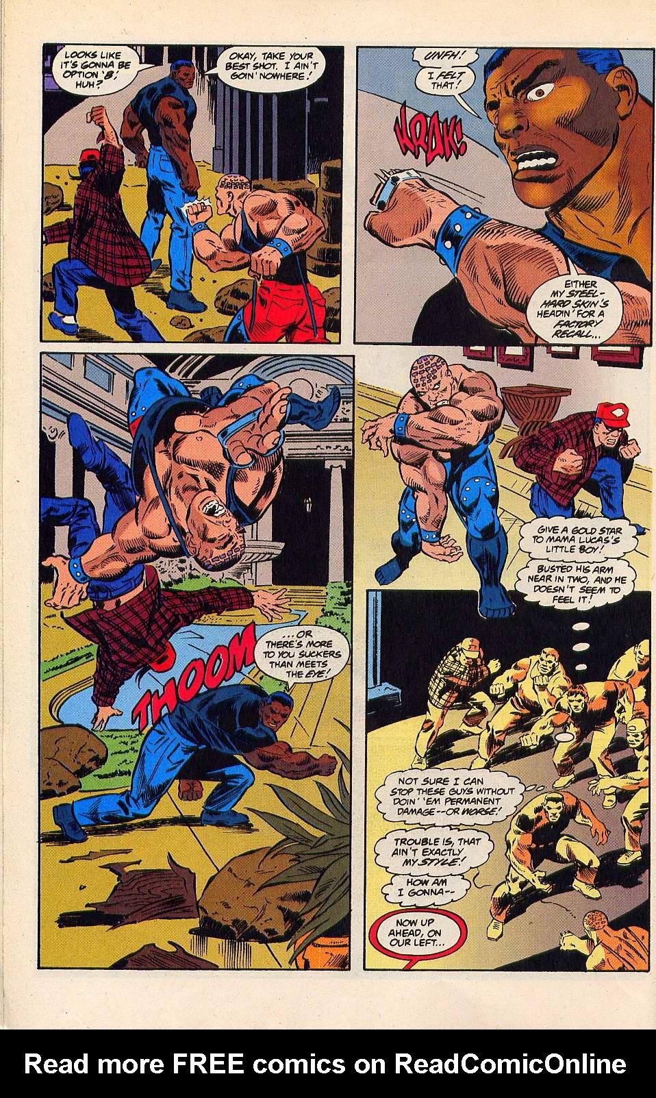 Read online Secret Defenders comic -  Issue #15 - 13