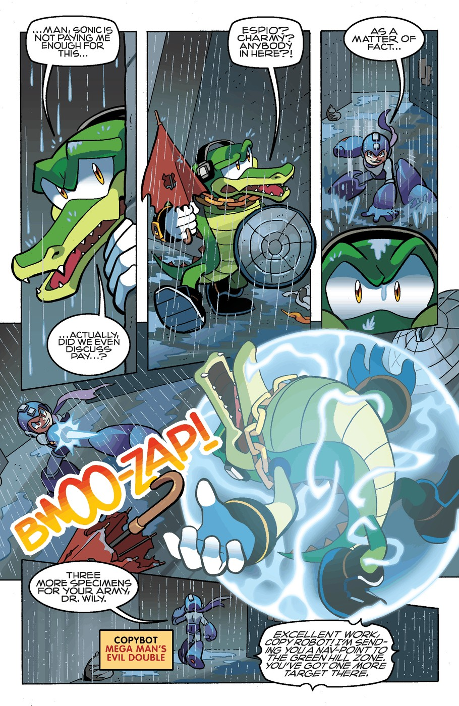 Read online Sonic Universe comic -  Issue #51 - 14