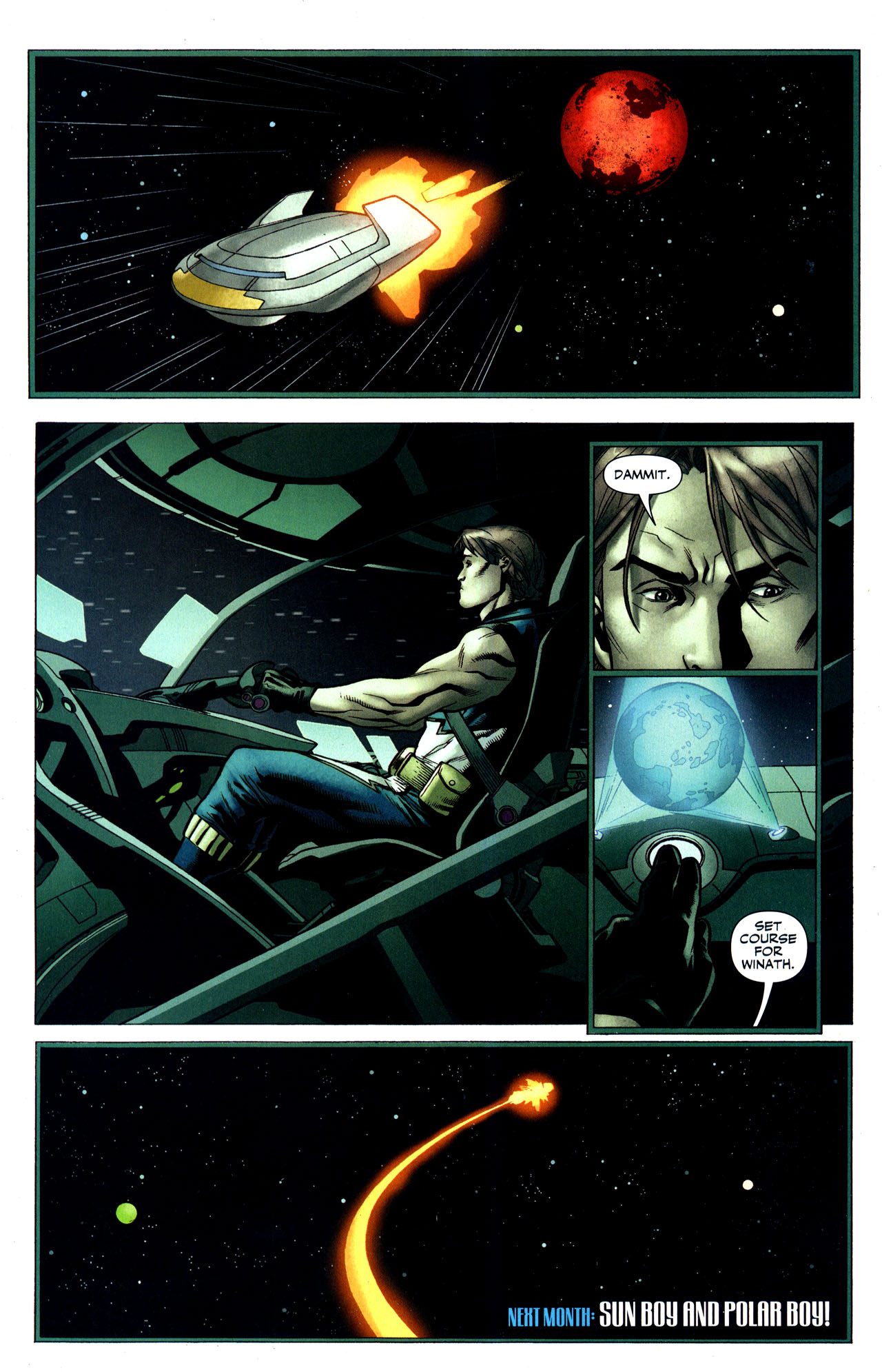 Read online Adventure Comics (2009) comic -  Issue #2 - 30