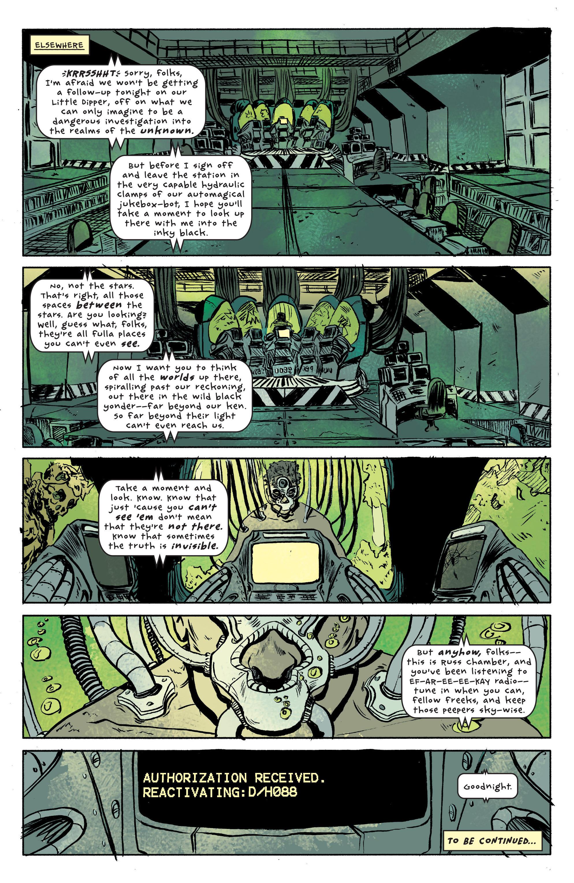 Read online UFOlogy comic -  Issue #1 - 22