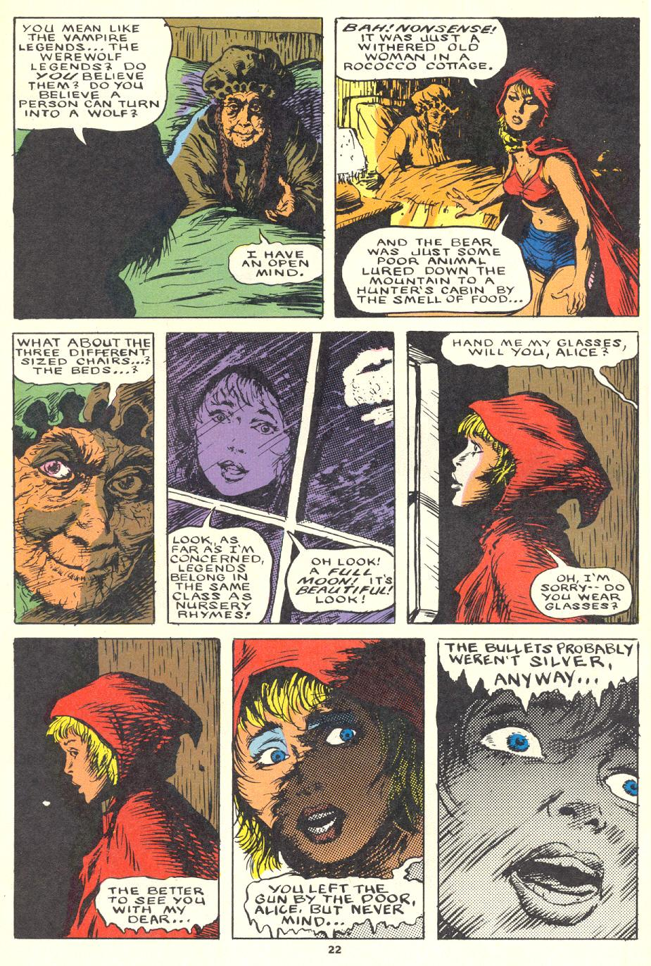 Read online Twisted Tales (1982) comic -  Issue #1 - 23