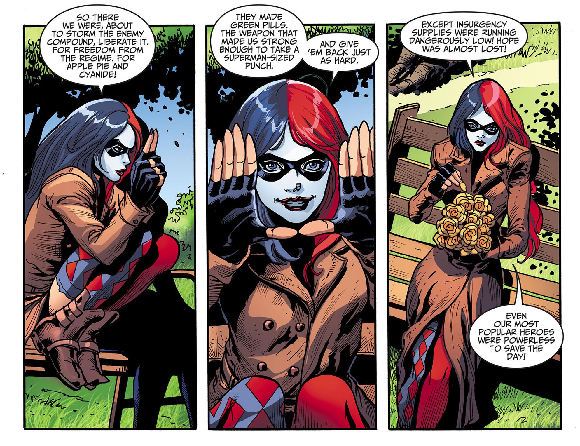 Read online Injustice: Ground Zero comic -  Issue #2 - 4