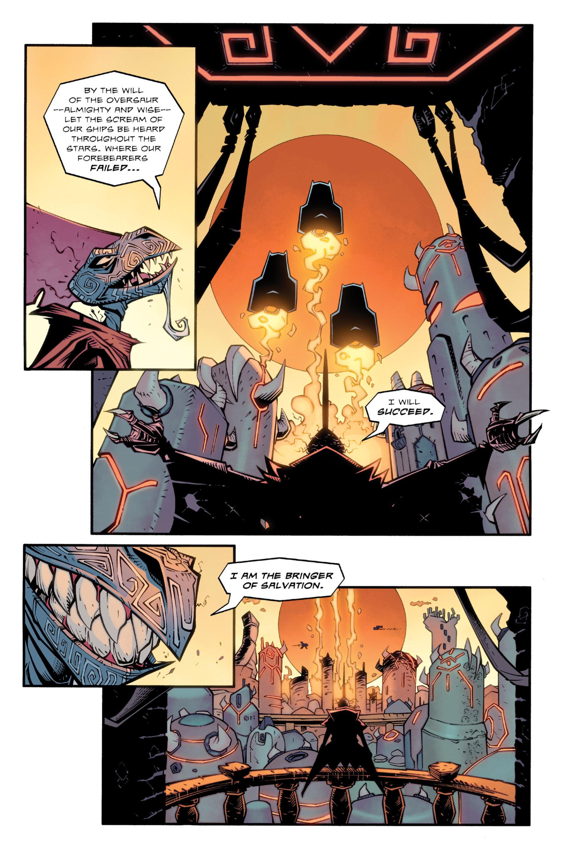 Read online Rexodus comic -  Issue # Full - 70
