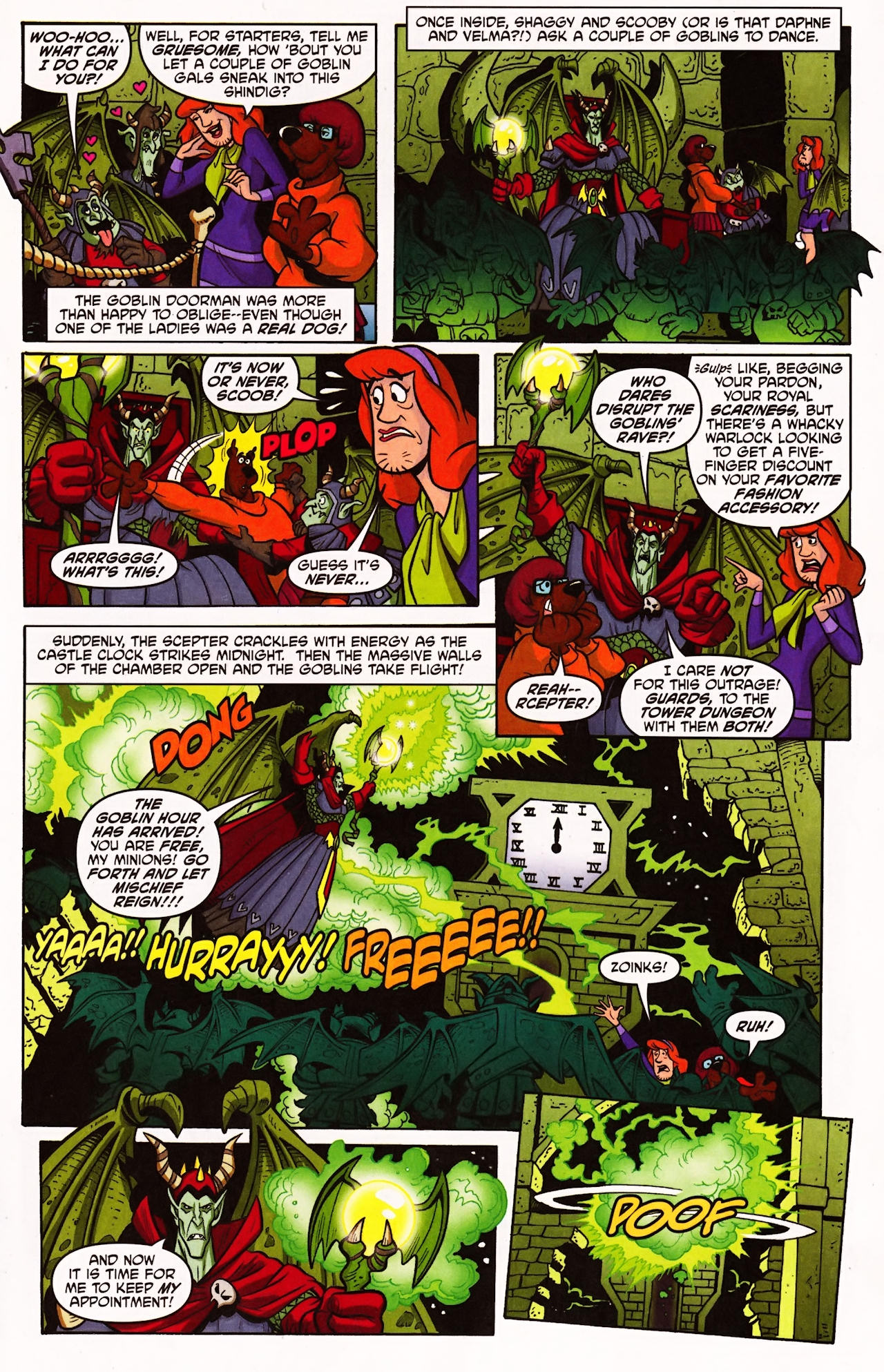 Read online Scooby-Doo (1997) comic -  Issue #141 - 12