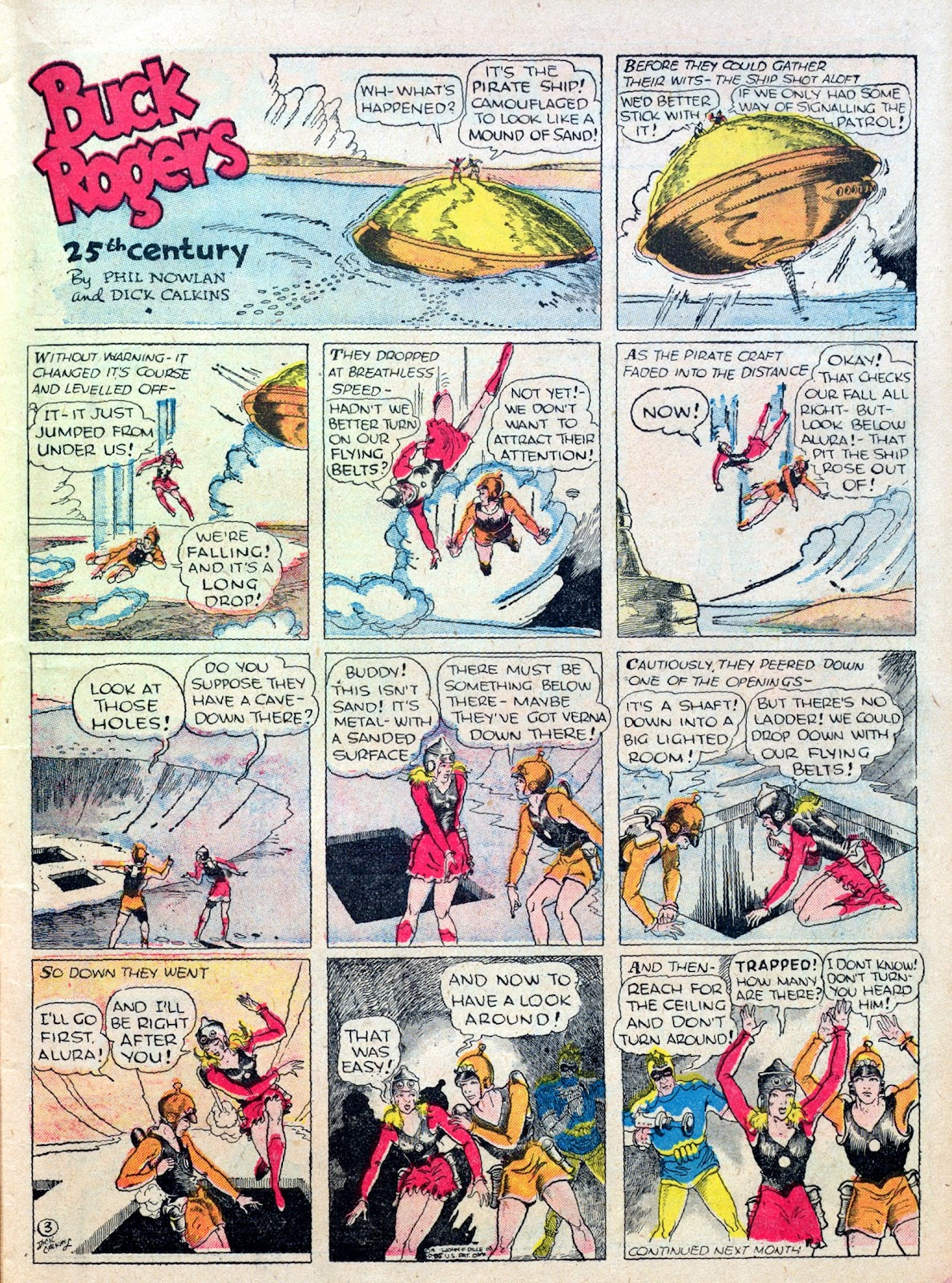 Read online Famous Funnies comic -  Issue #25 - 19