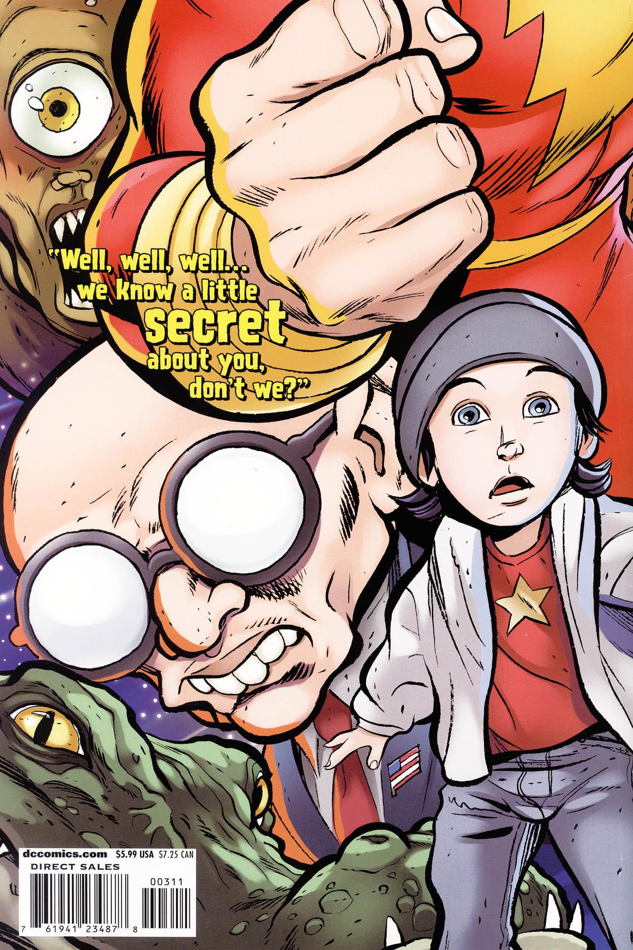 Read online Shazam!: The Monster Society of Evil comic -  Issue #3 - 52