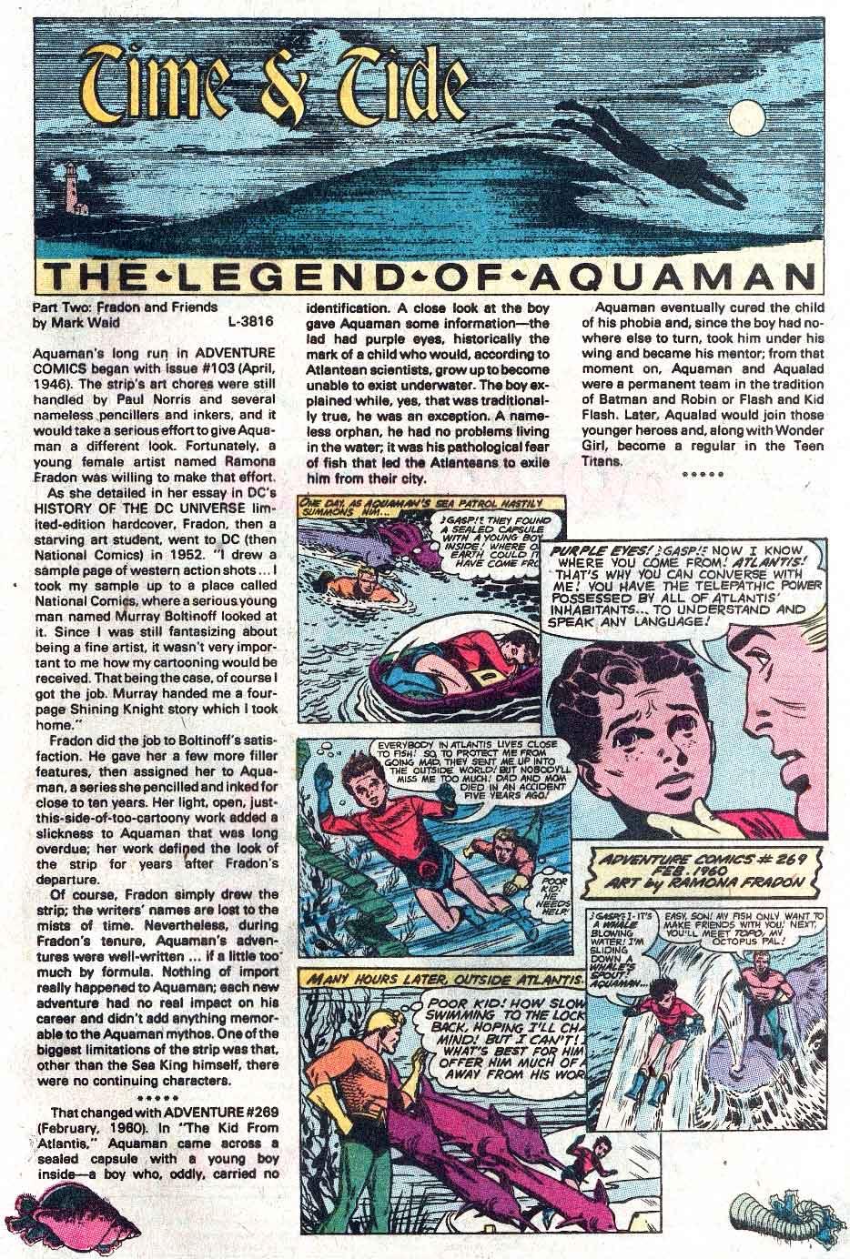 Read online Aquaman (1989) comic -  Issue #3 - 24