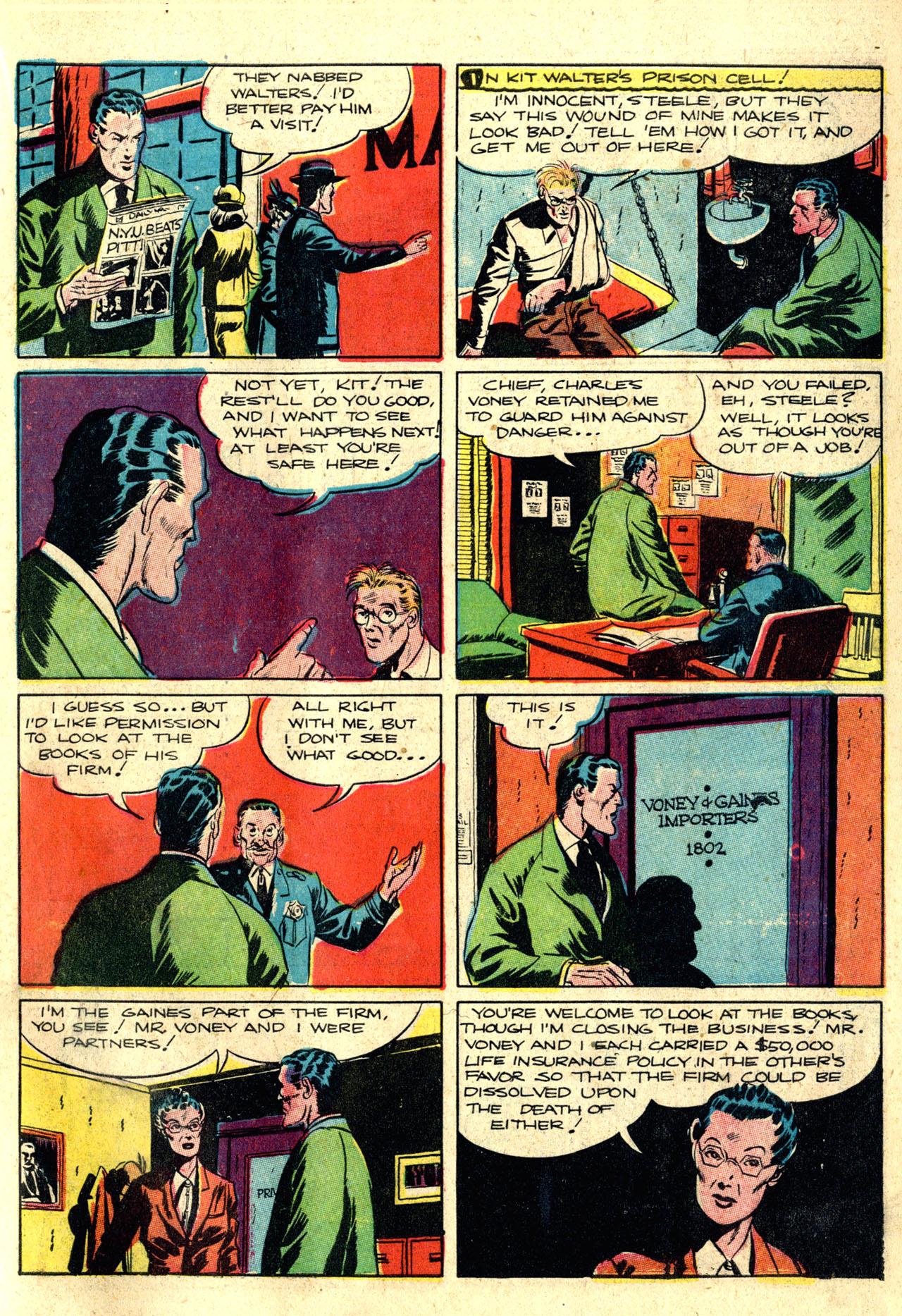 Read online Detective Comics (1937) comic -  Issue #44 - 27