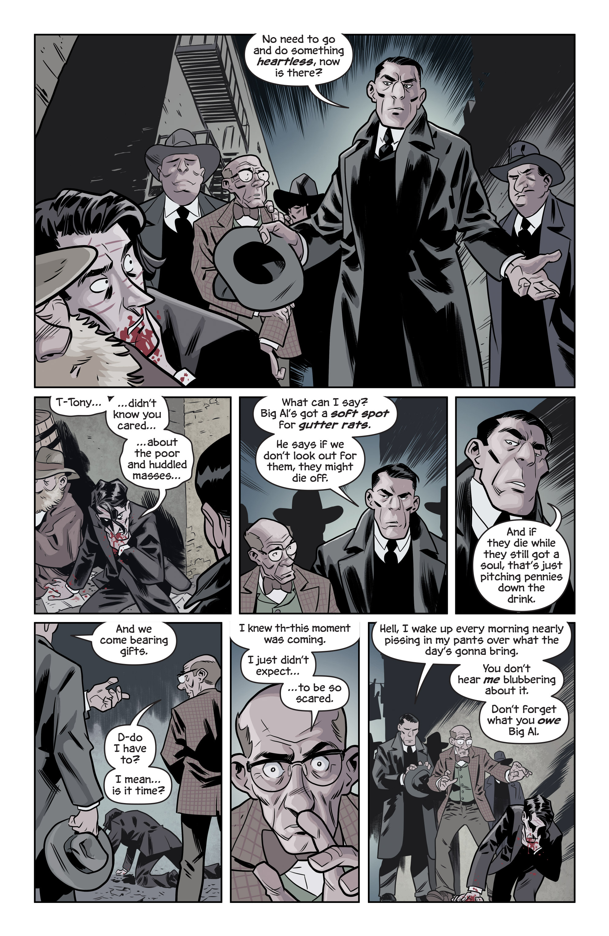 Read online The Damned comic -  Issue #1 - 25