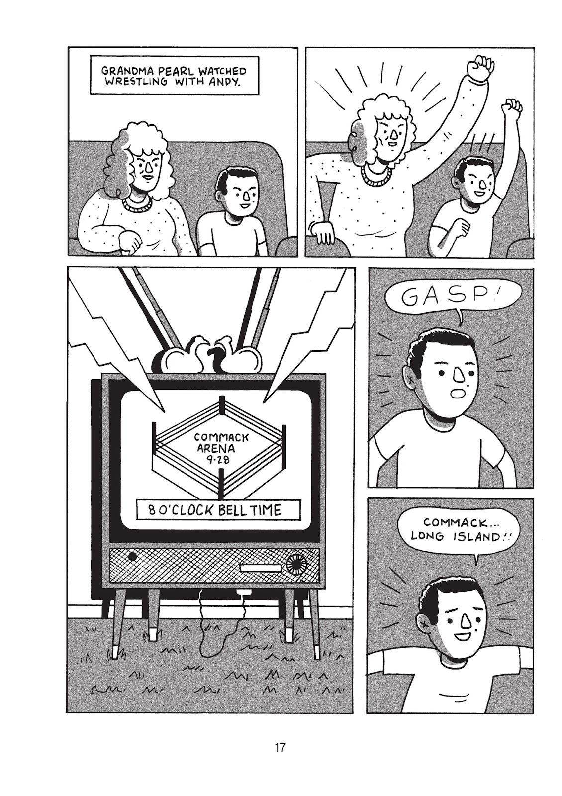 Read online Is This Guy For Real?: The Unbelievable Andy Kaufman comic -  Issue # TPB (Part 1) - 22